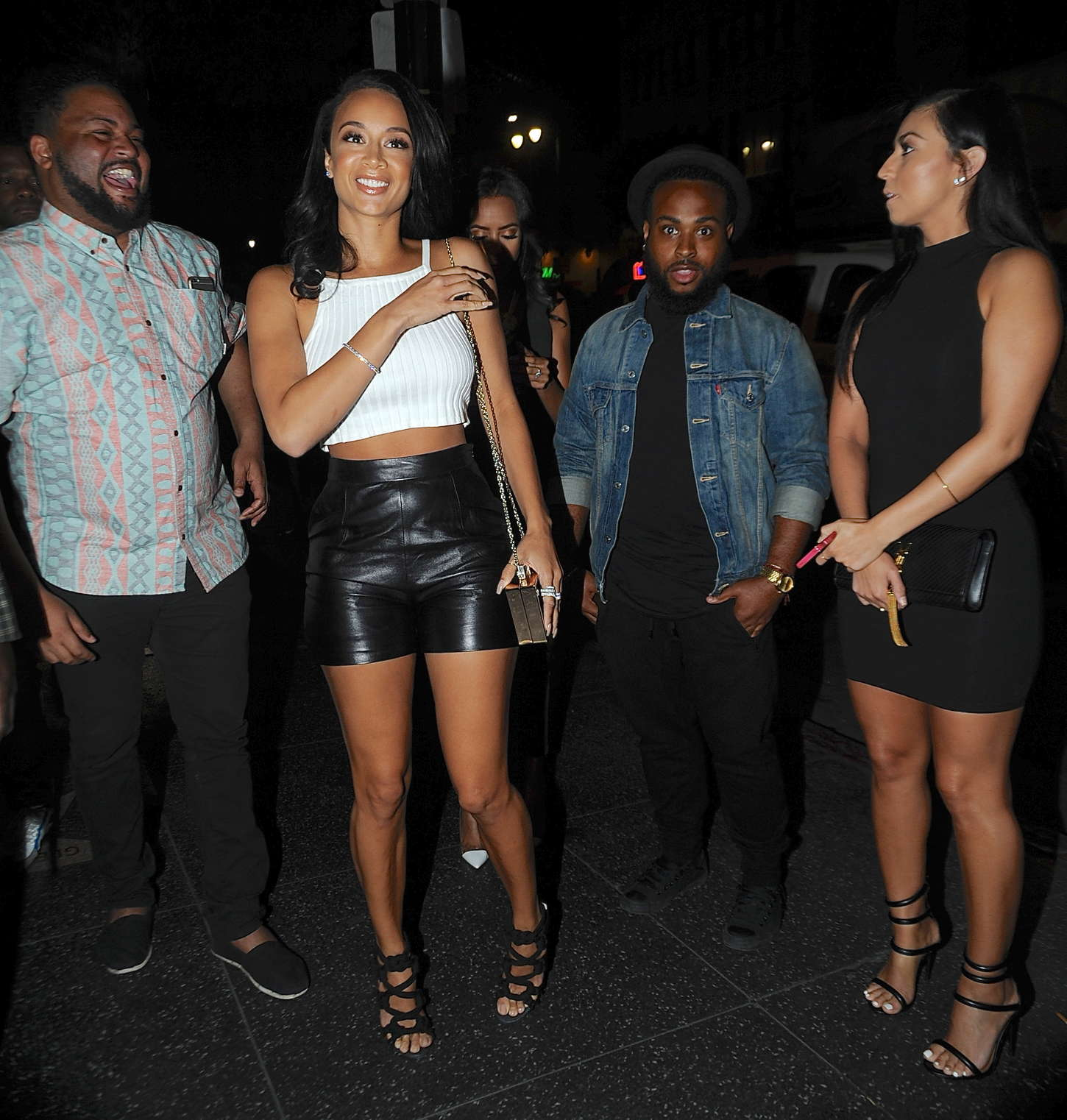 Draya Michele at Supperclub