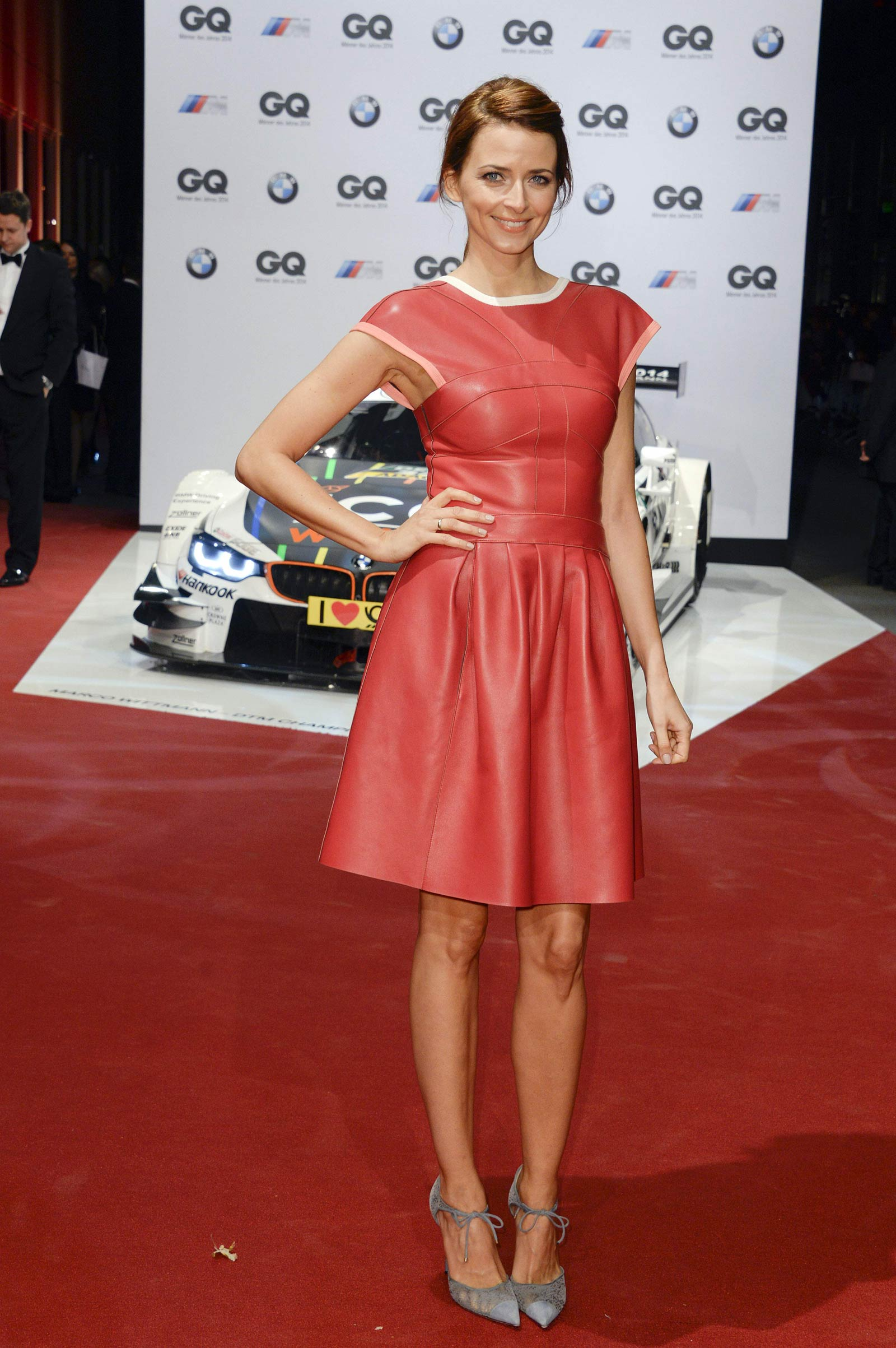 Eva Padberg attends GQ Men of the Year Awards