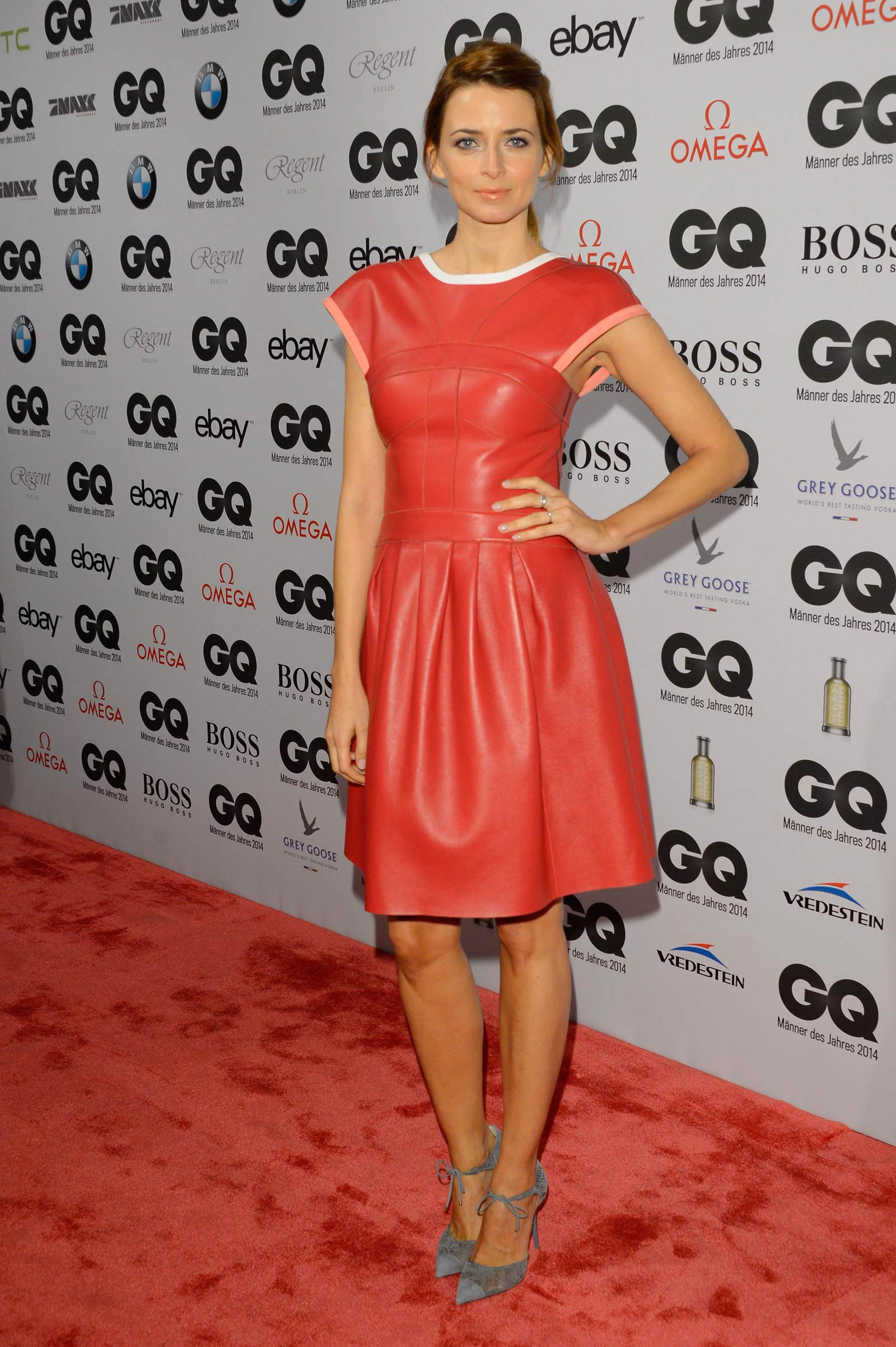 Eva Padberg attends GQ Men of the Year Awards