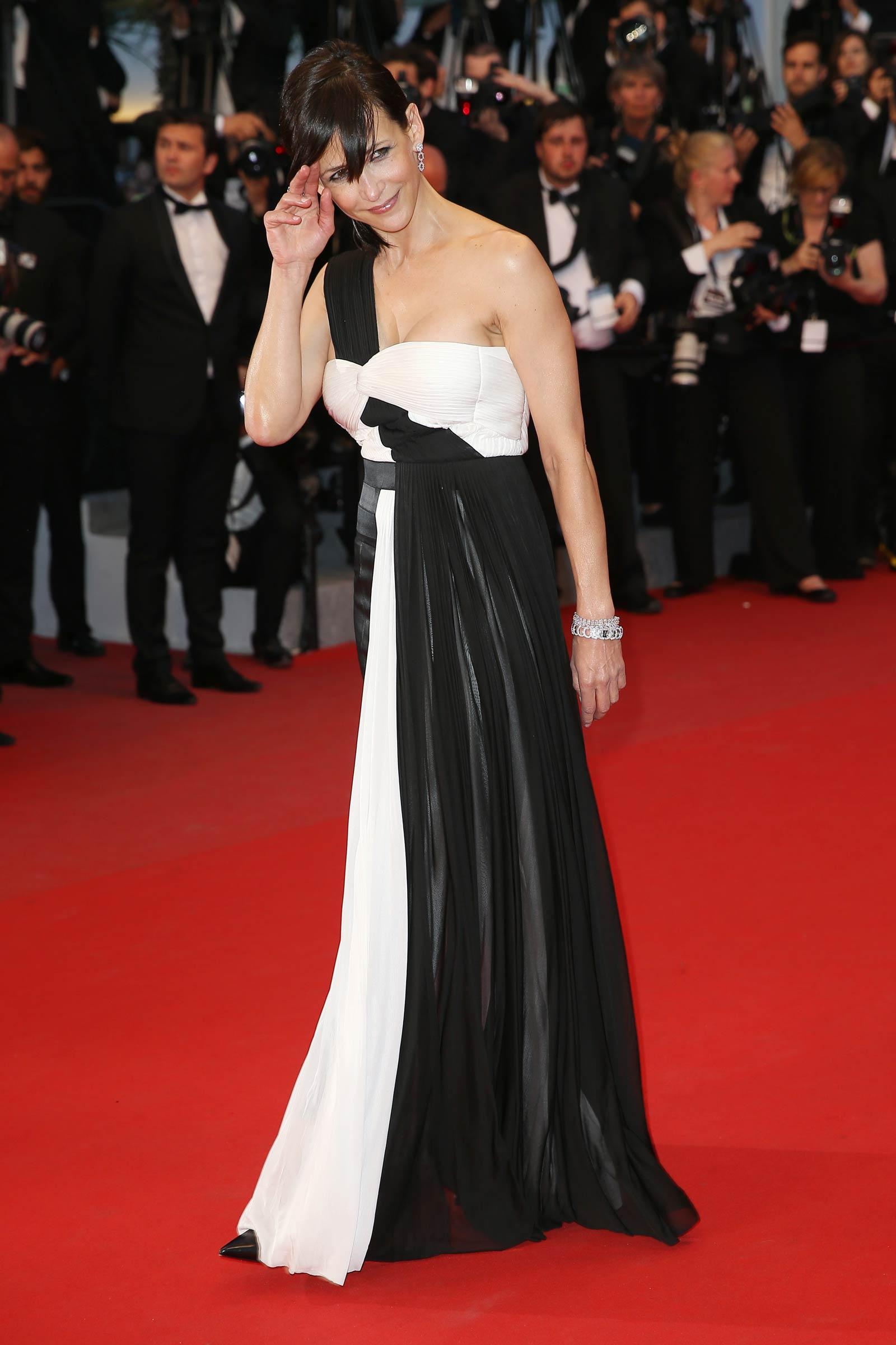Sophie Marceau attends Cannes Film Festival