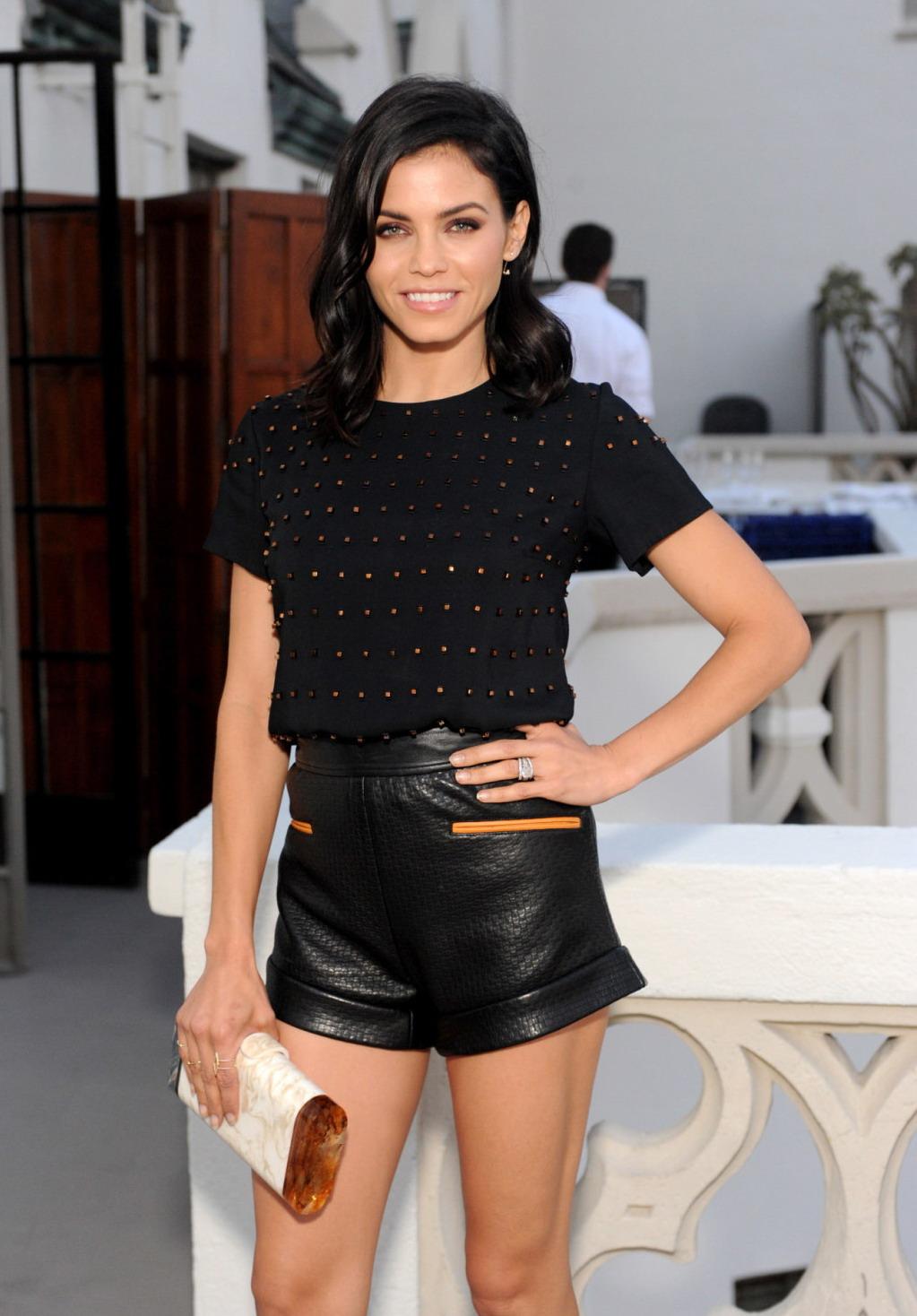 Jenna Dewan Tatum dinner to Celebrate Glamour's June Success Issue
