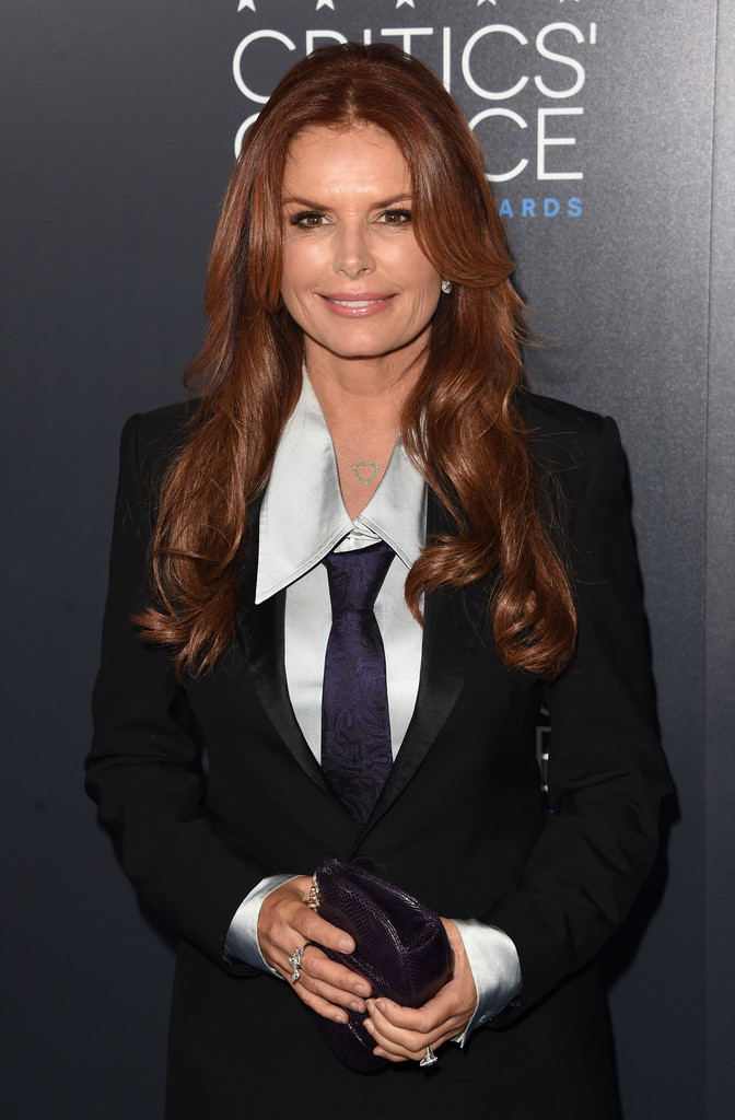 Roma Downey attends the 5th Annual Critics' Choice Television Awards