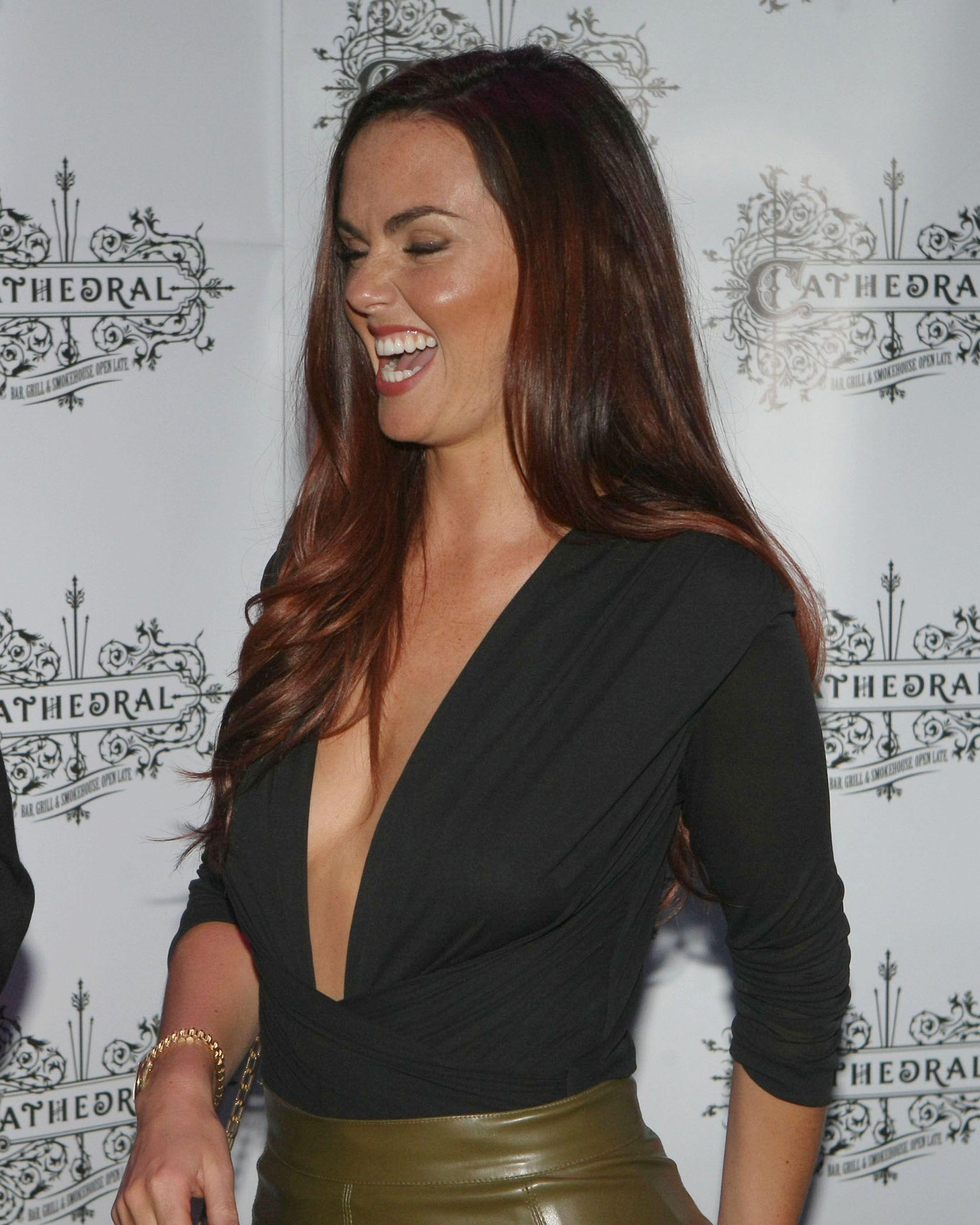 Jennifer Metcalfe at Cathedral Club Kildare