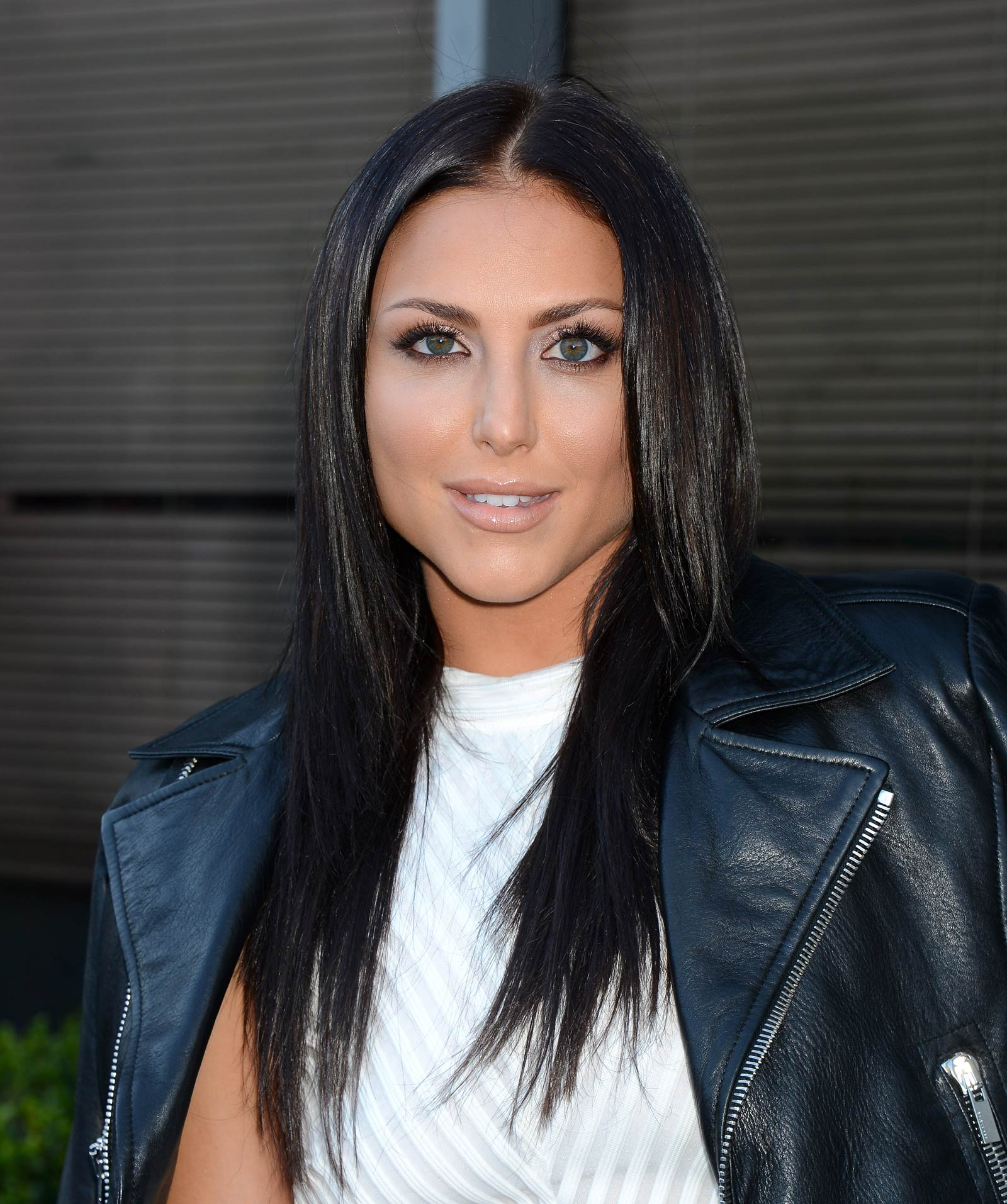 Cassie Scerbo attends Premiere Of The Sharknado 3