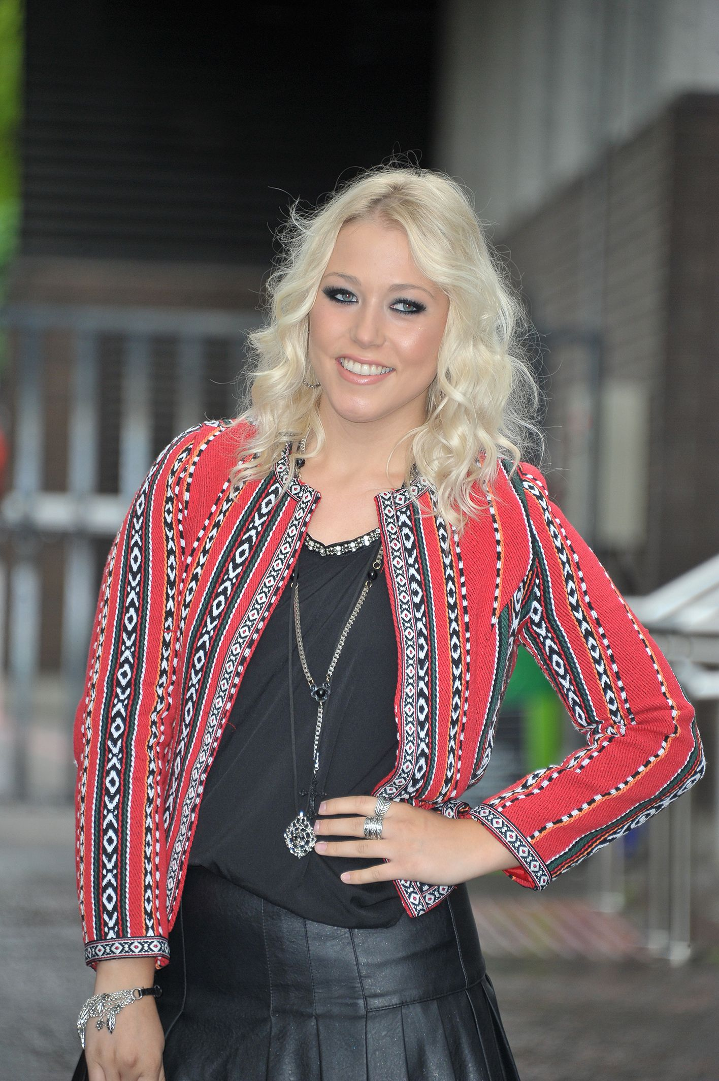 Amelia Lily at ITV Studios