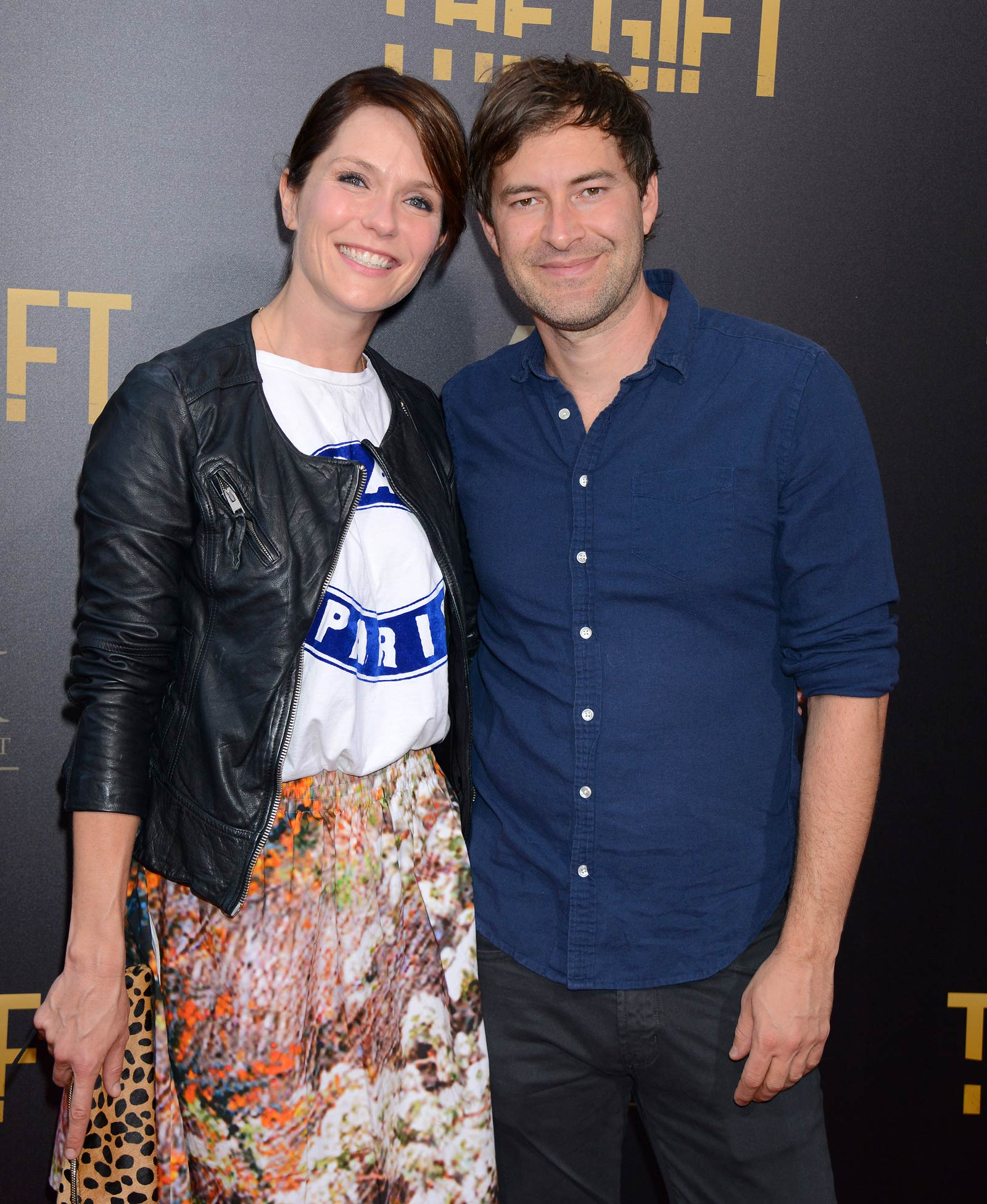 Katie Aselton attends The Gift Premiere