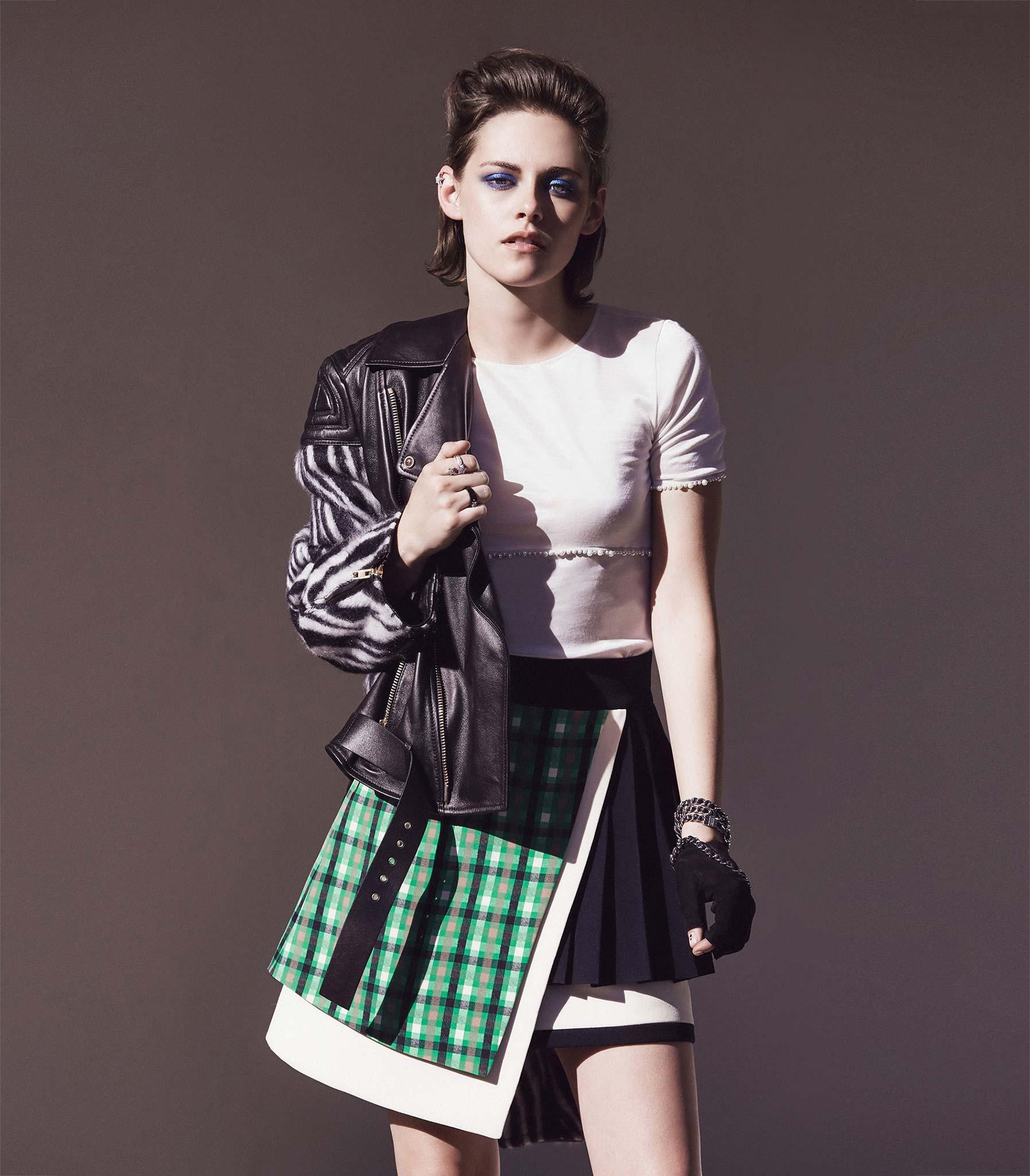 Kristen Stewart photoshoot for Nylon Magazine