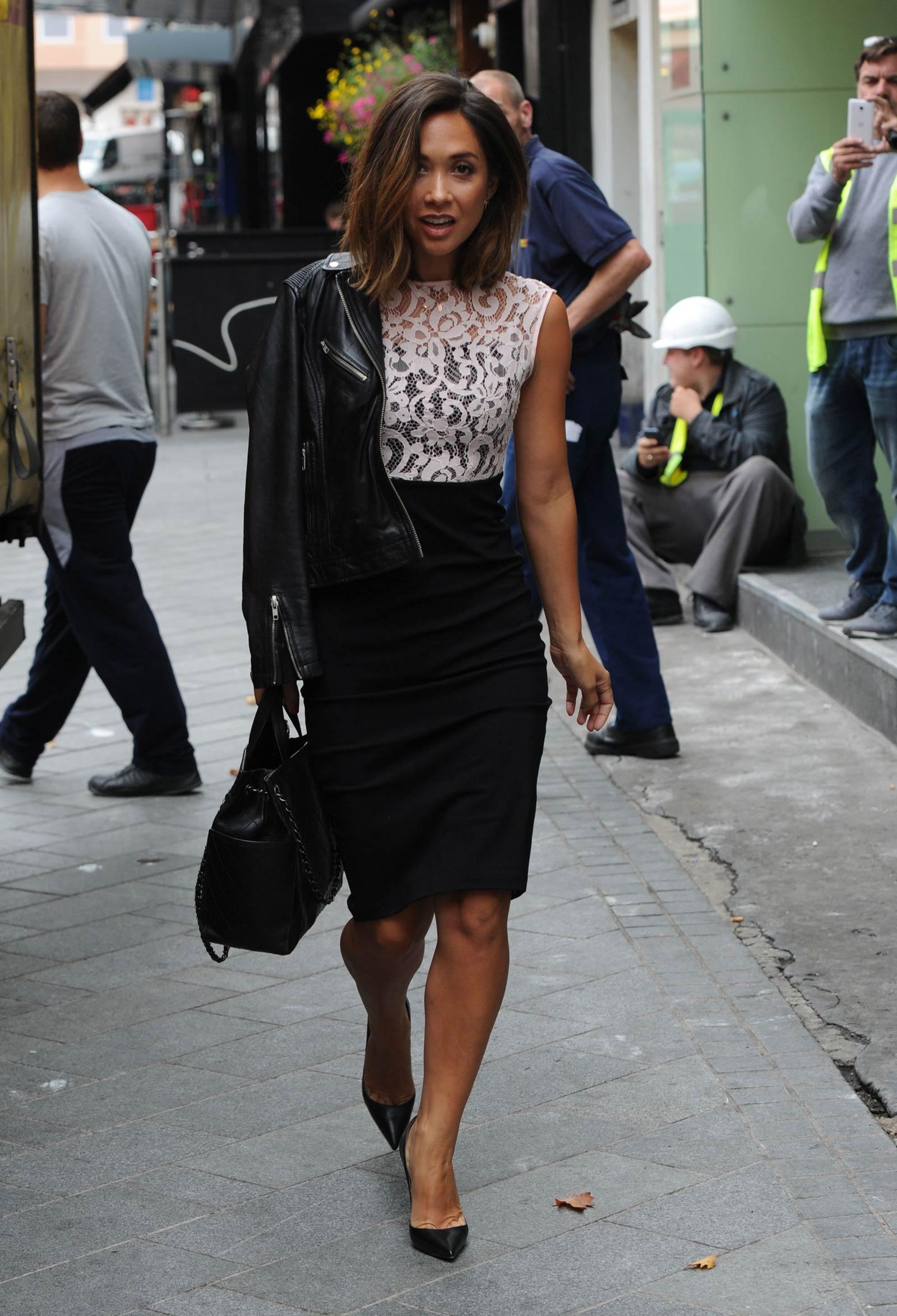 Myleene Klass leaving Global Radio London