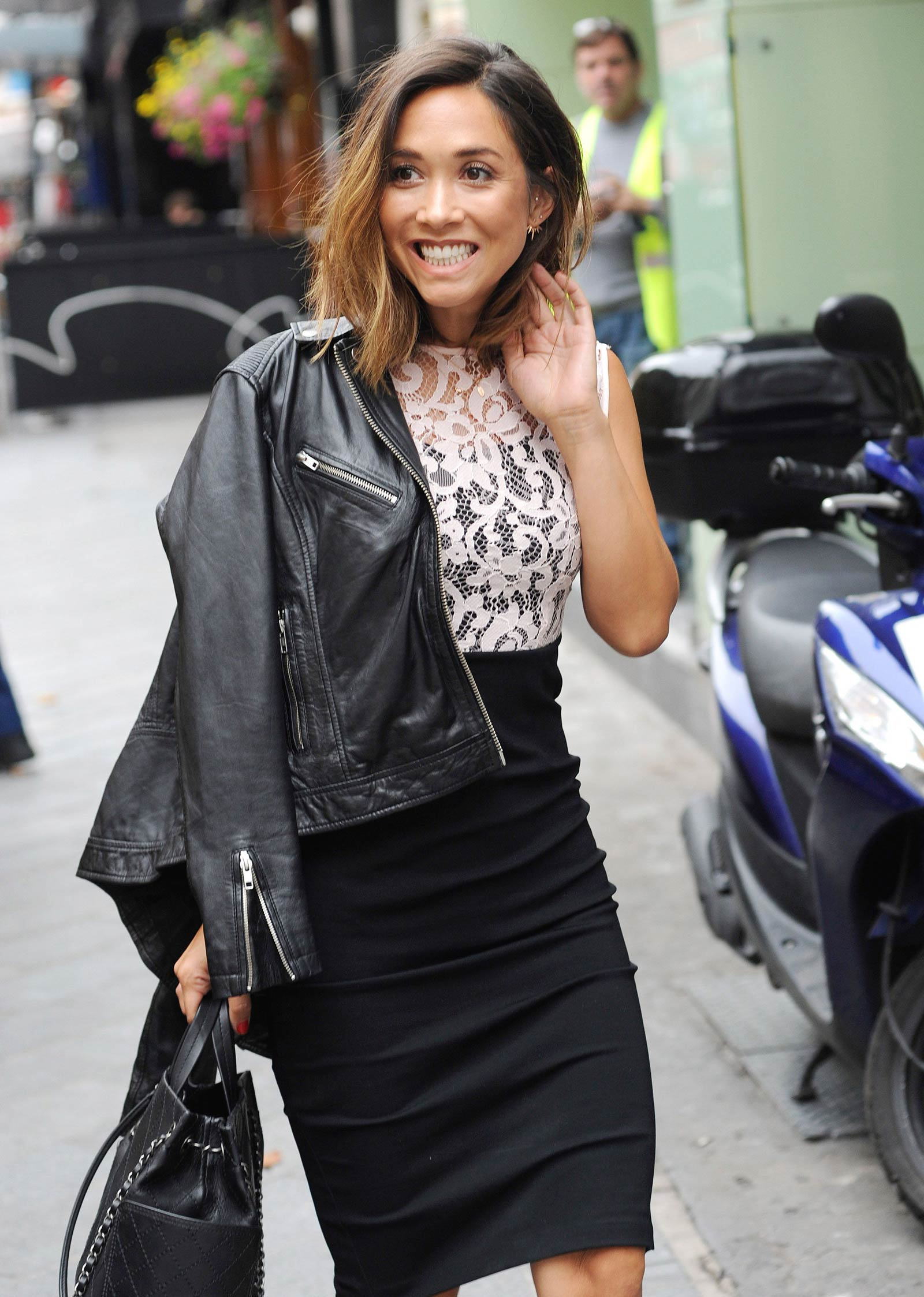 Myleene Klass leaving Global Radio London