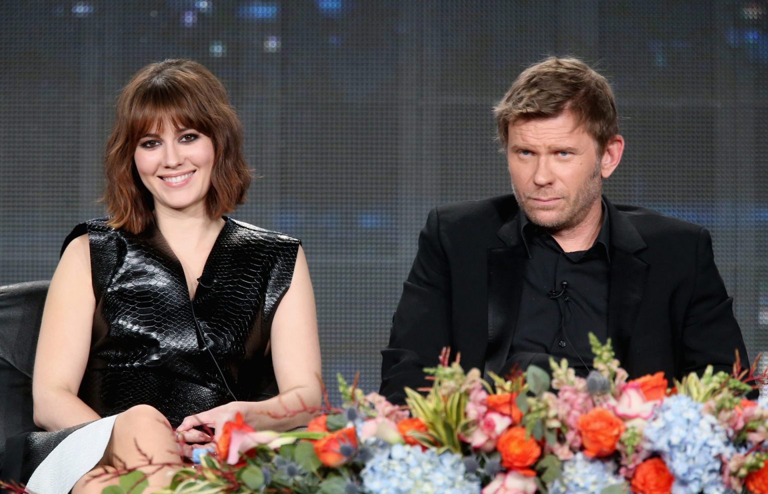 Mary Elizabeth Winstead attends The Returned panel at Winter TCA Tour