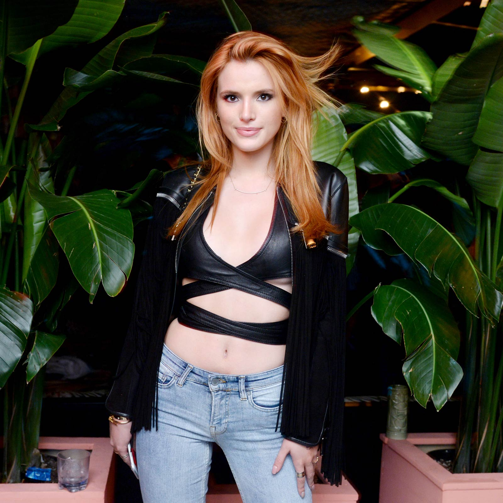 Bella Thorne attends INTERVIEW celebrates the #ME Issue