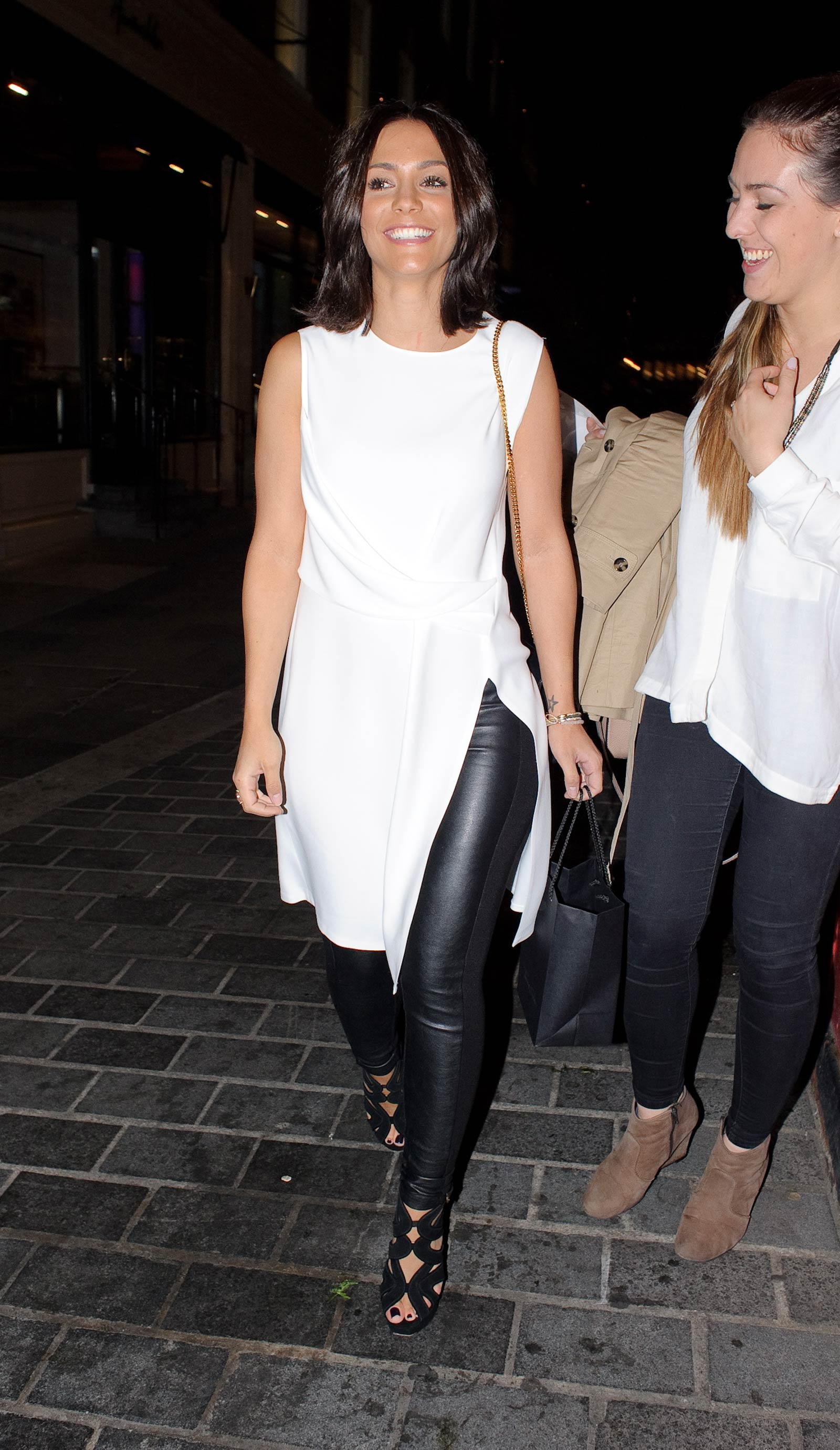 Frankie Bridge attends the Thomas Sabo & Professional Player Magazine Cocktail & Collection Launch