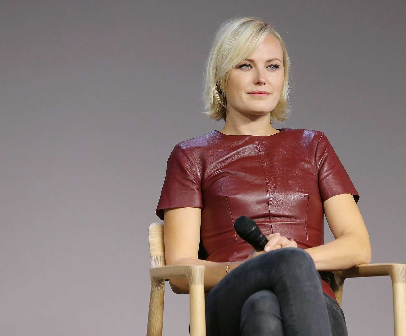 Malin Akerman discusses the film The Final Girls