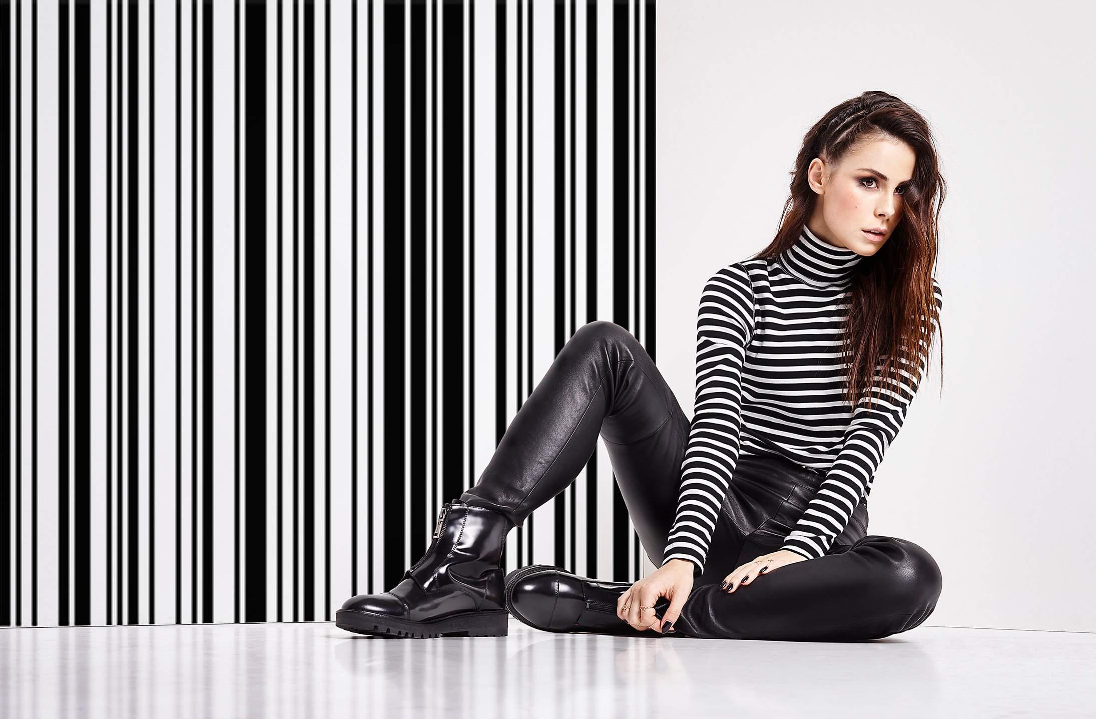 Lena Meyer Landrut photoshoot for Teaser Magazine