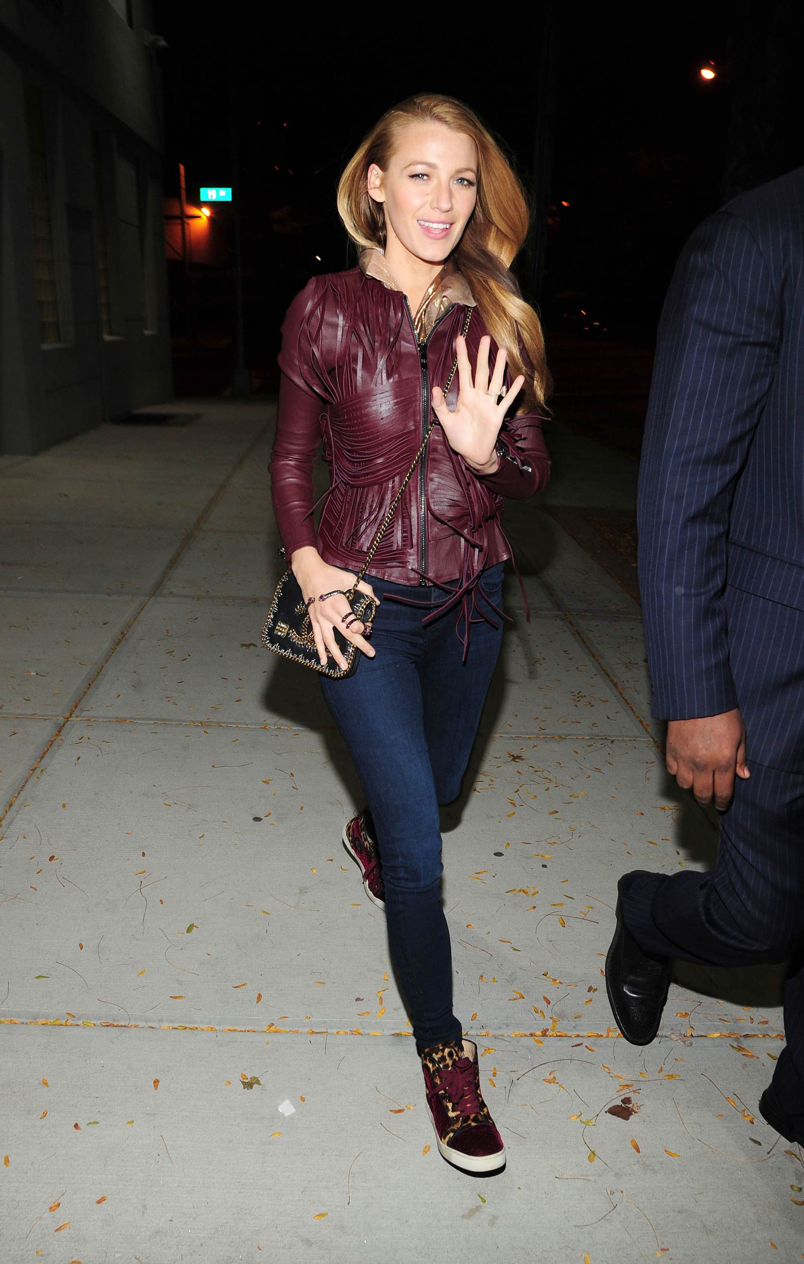 Blake Lively out and about in New York