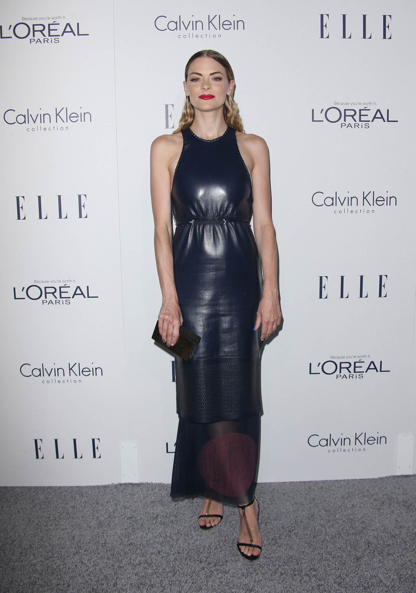 Jaime King attends 22nd Annual ELLE Women