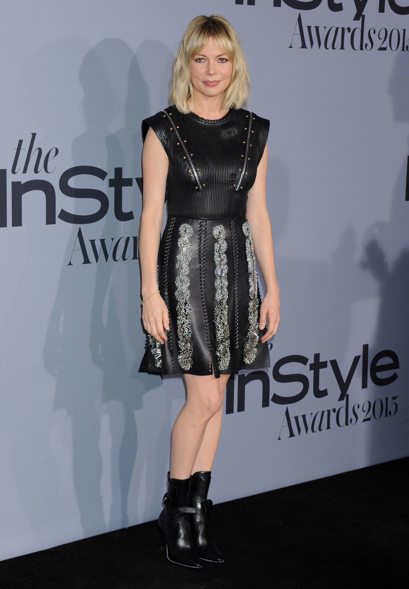 Michelle Williams attends InStyle Awards