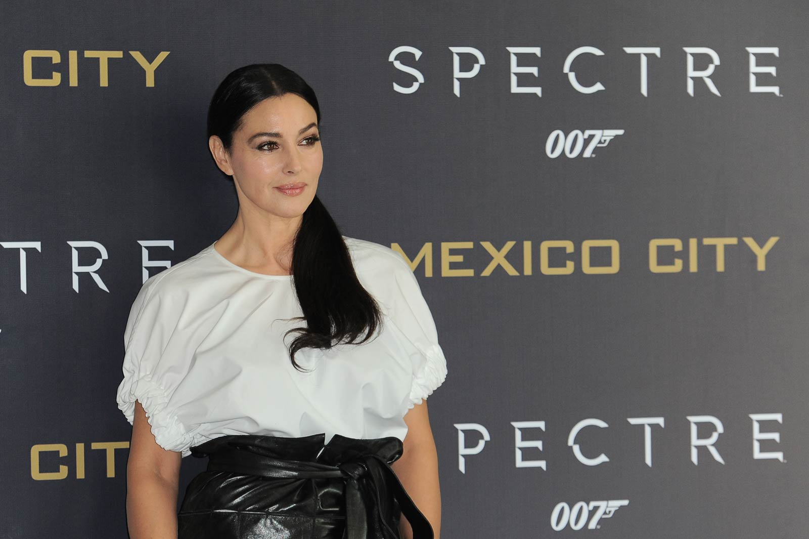 Monica Bellucci attends Spectre photocall