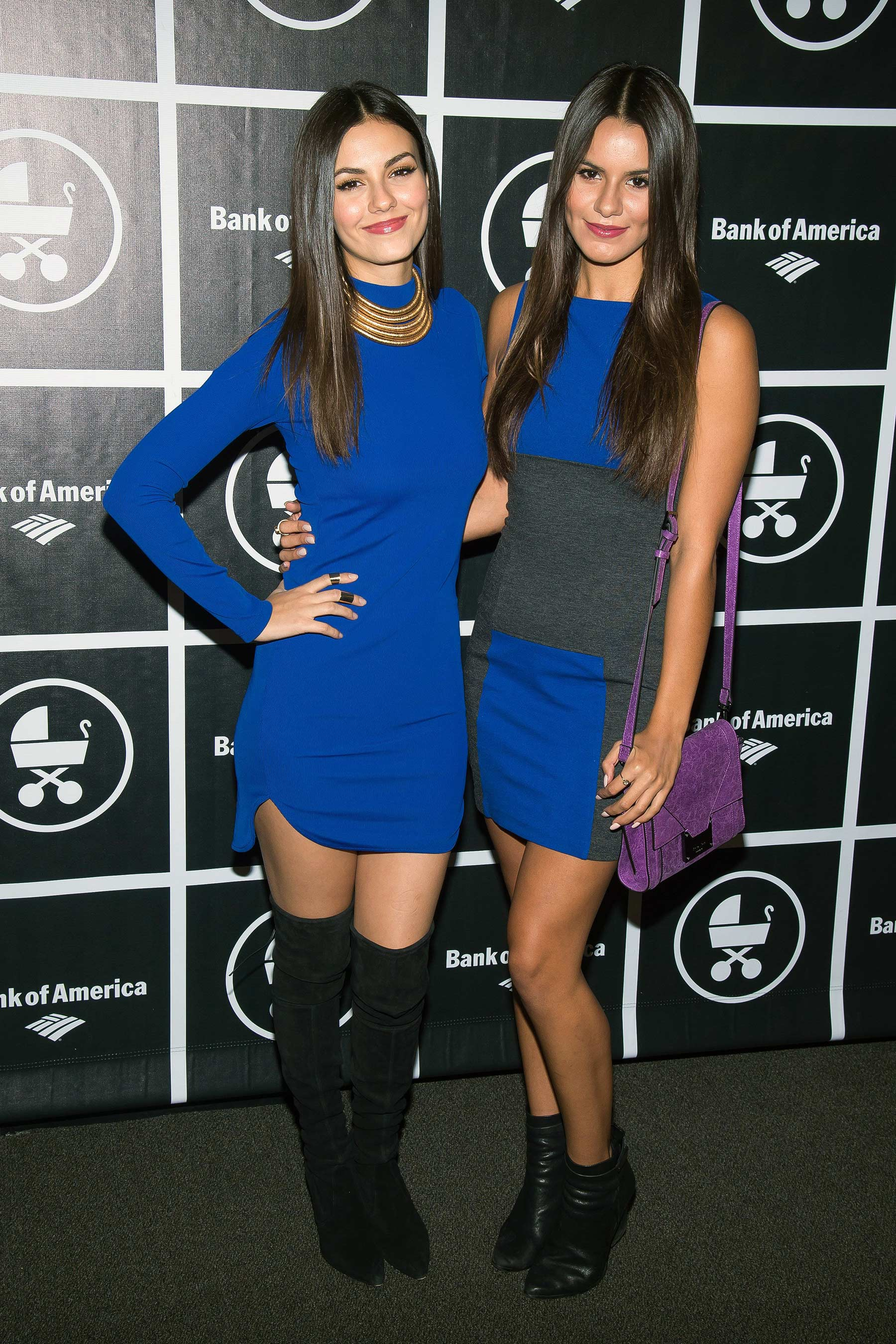 Victoria Justice attends An Evening with Jerry Seinfeld and Amy Schumer