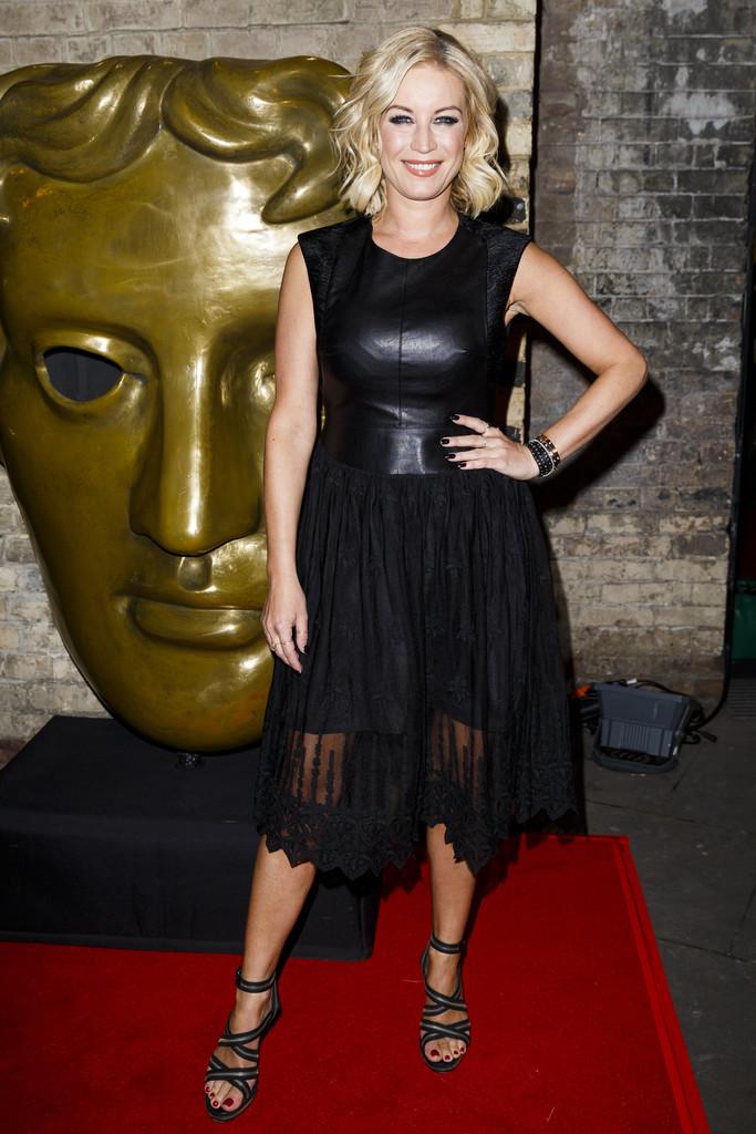 Denise Van Outen attends the British Academy Children's Awards