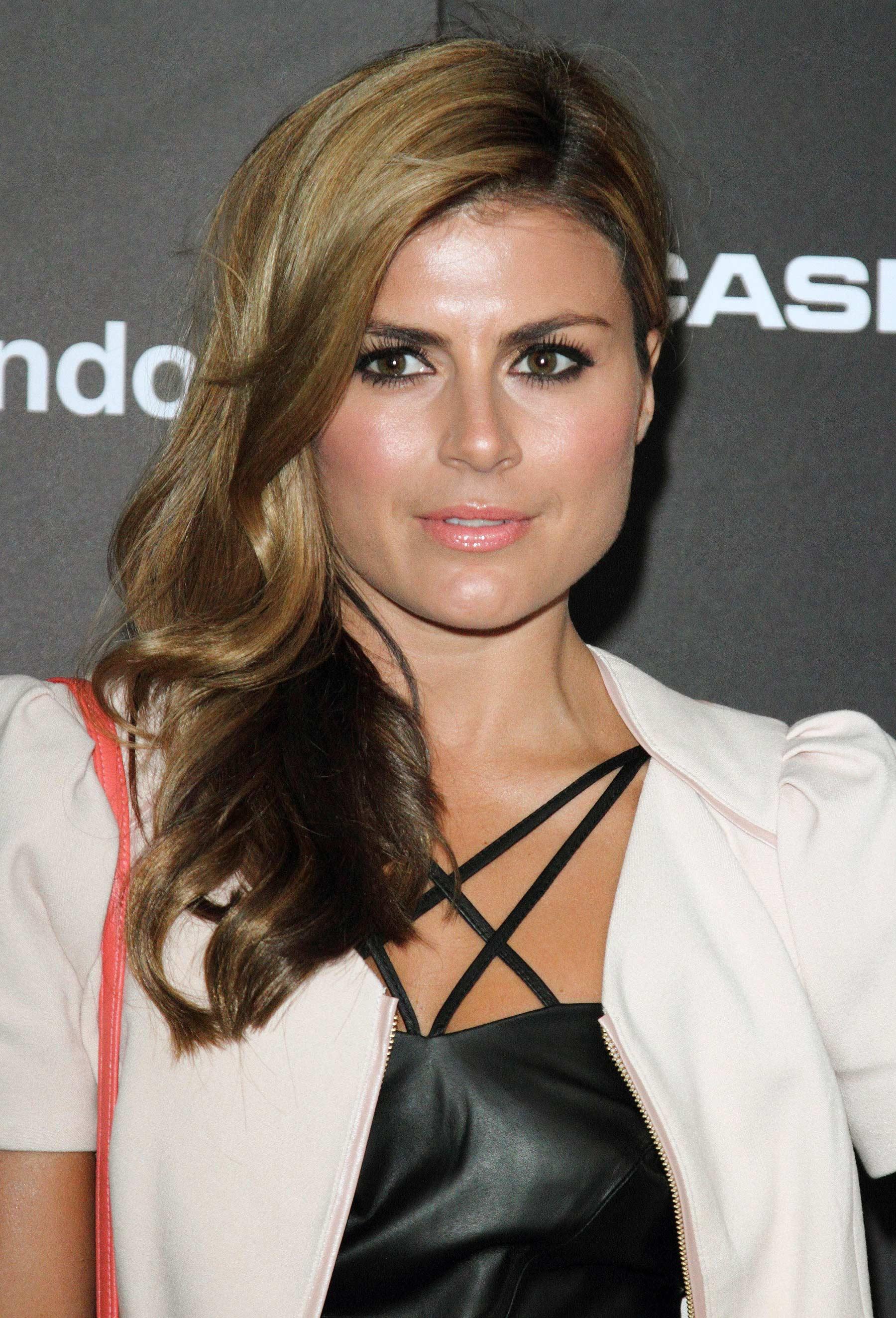 Zoe Hardman attends Casio London Store 1st Birthday Party