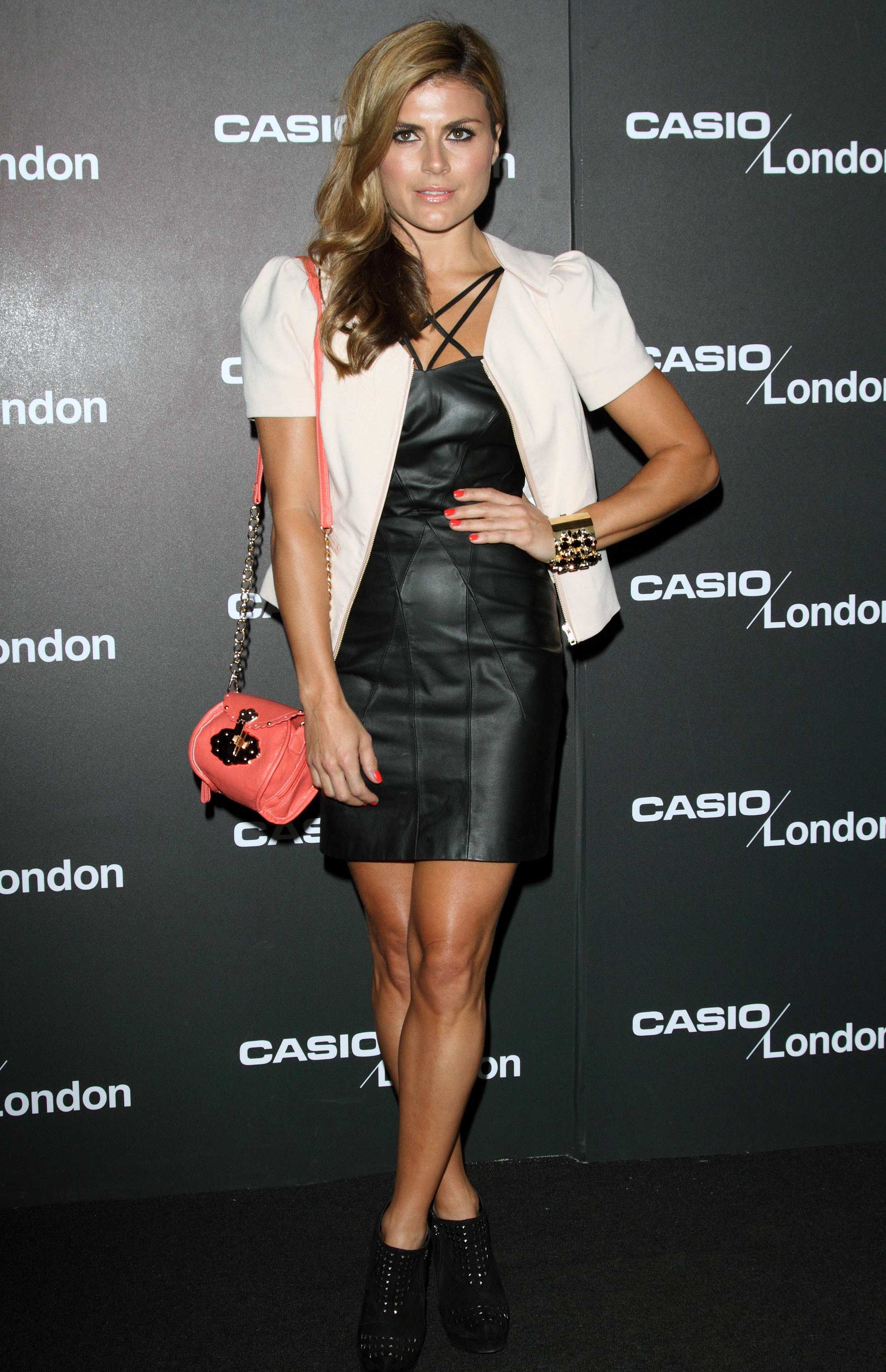 Zoe Hardman attends Casio London Store 1st Birthday Party