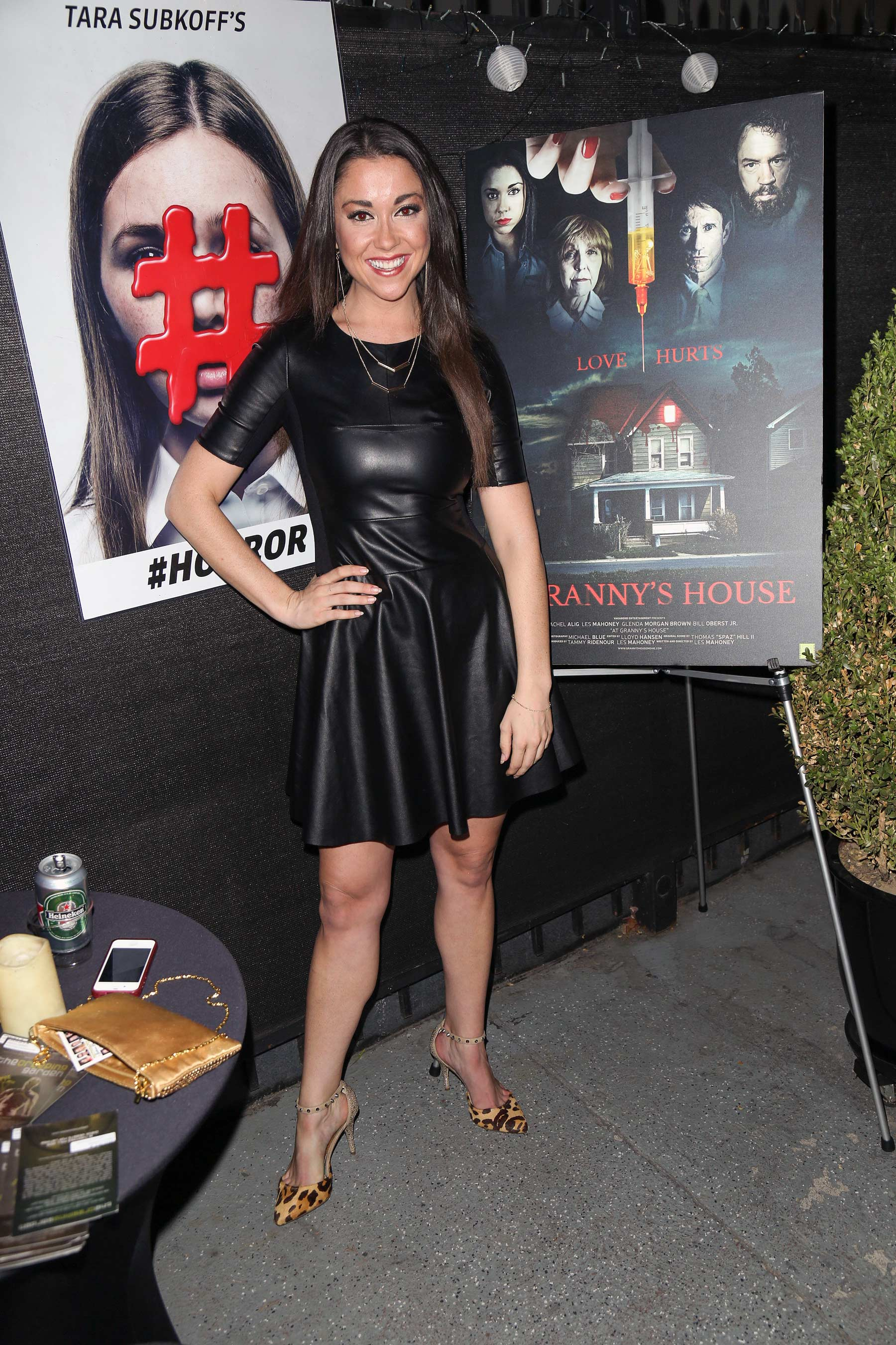 Rachel Alig attends At Granny's House Los Angeles Premiere