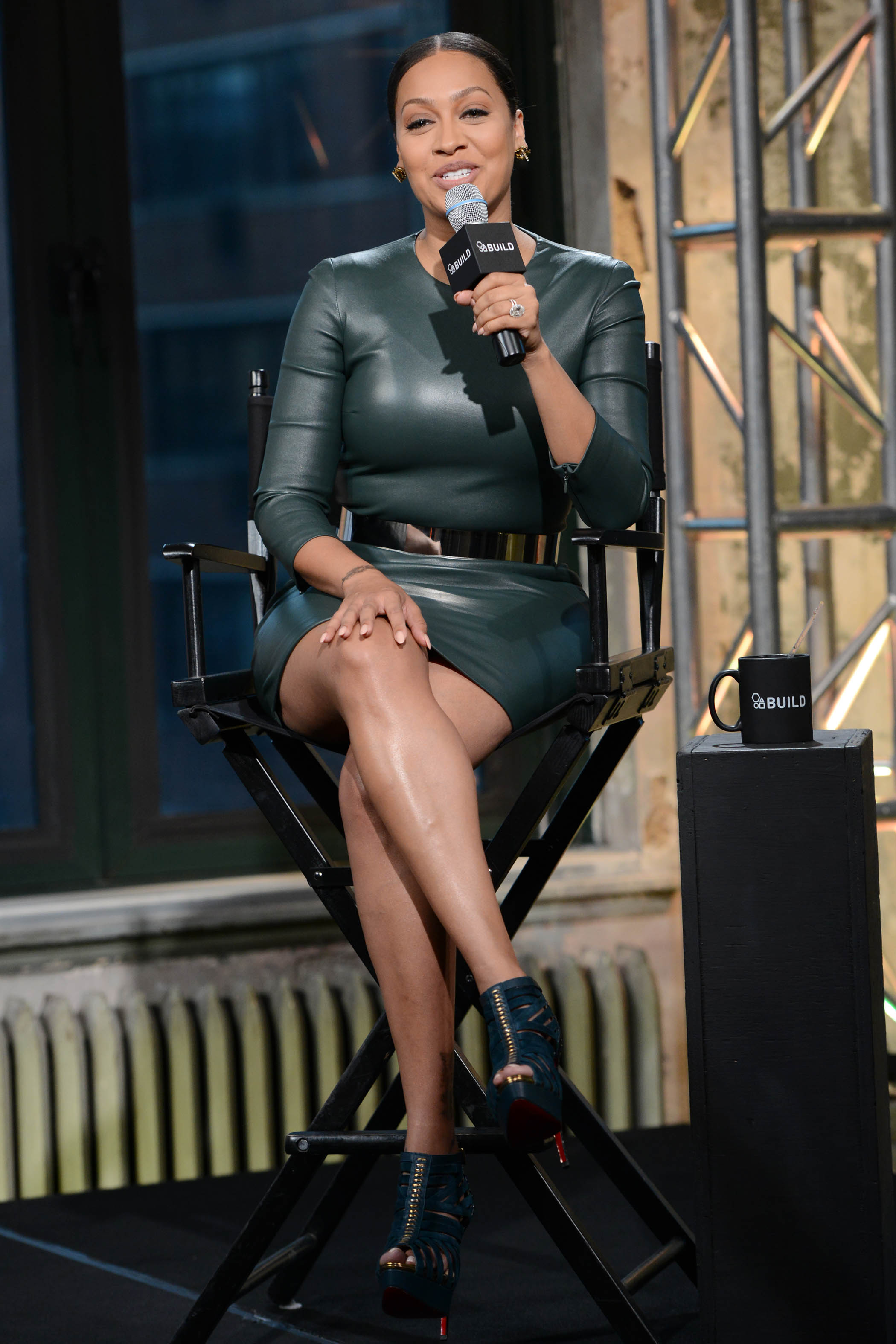 La La Anthony discusses the new Season of Unforgettable