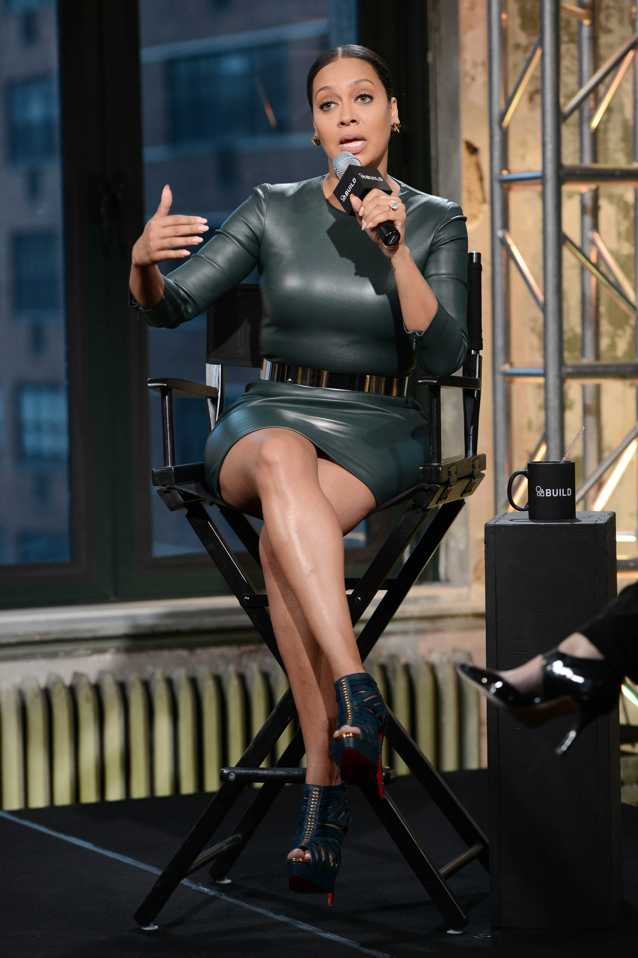 La La Anthony discusses the new Season of Unforgettable