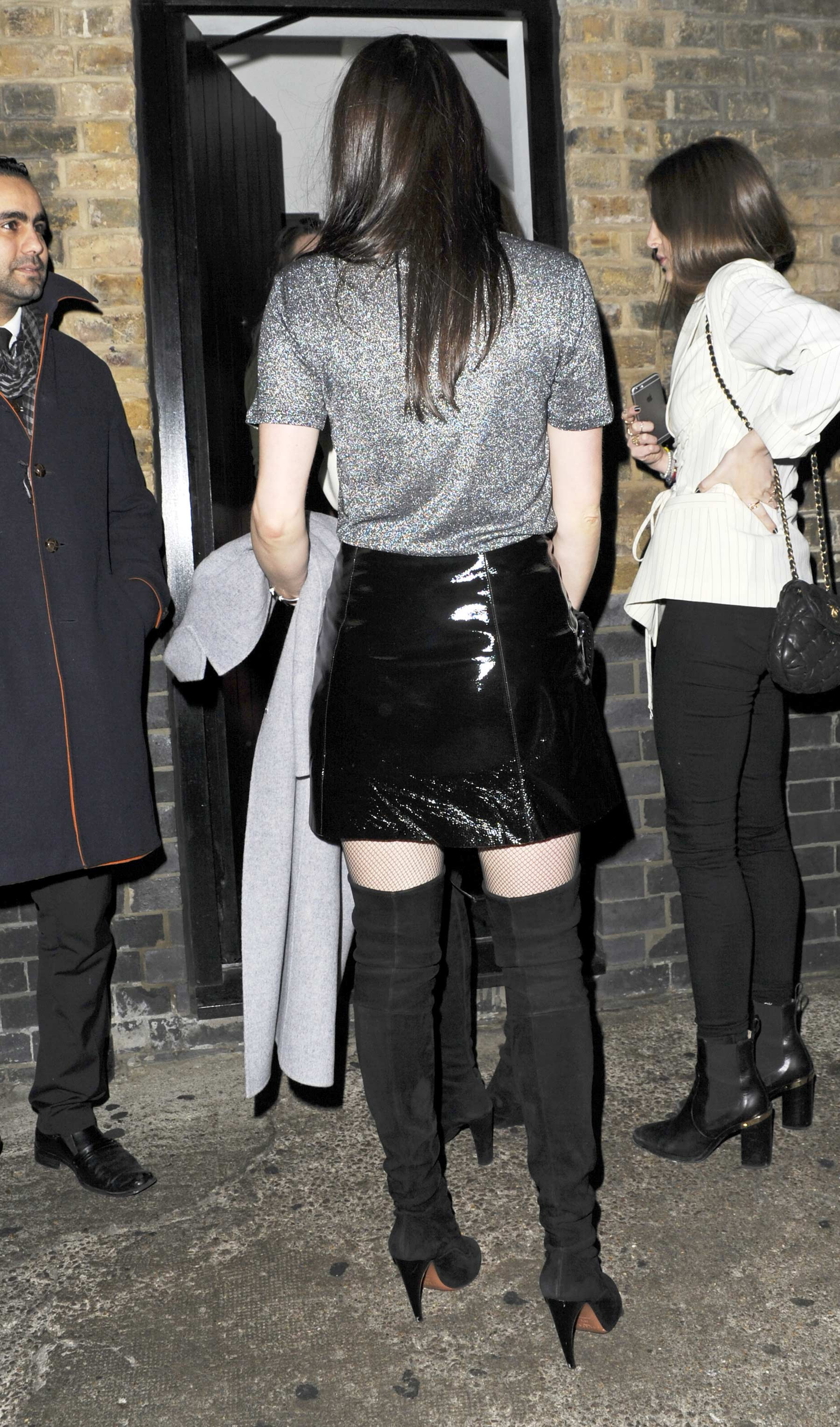 Emma Miller at the Chiltern Firehouse