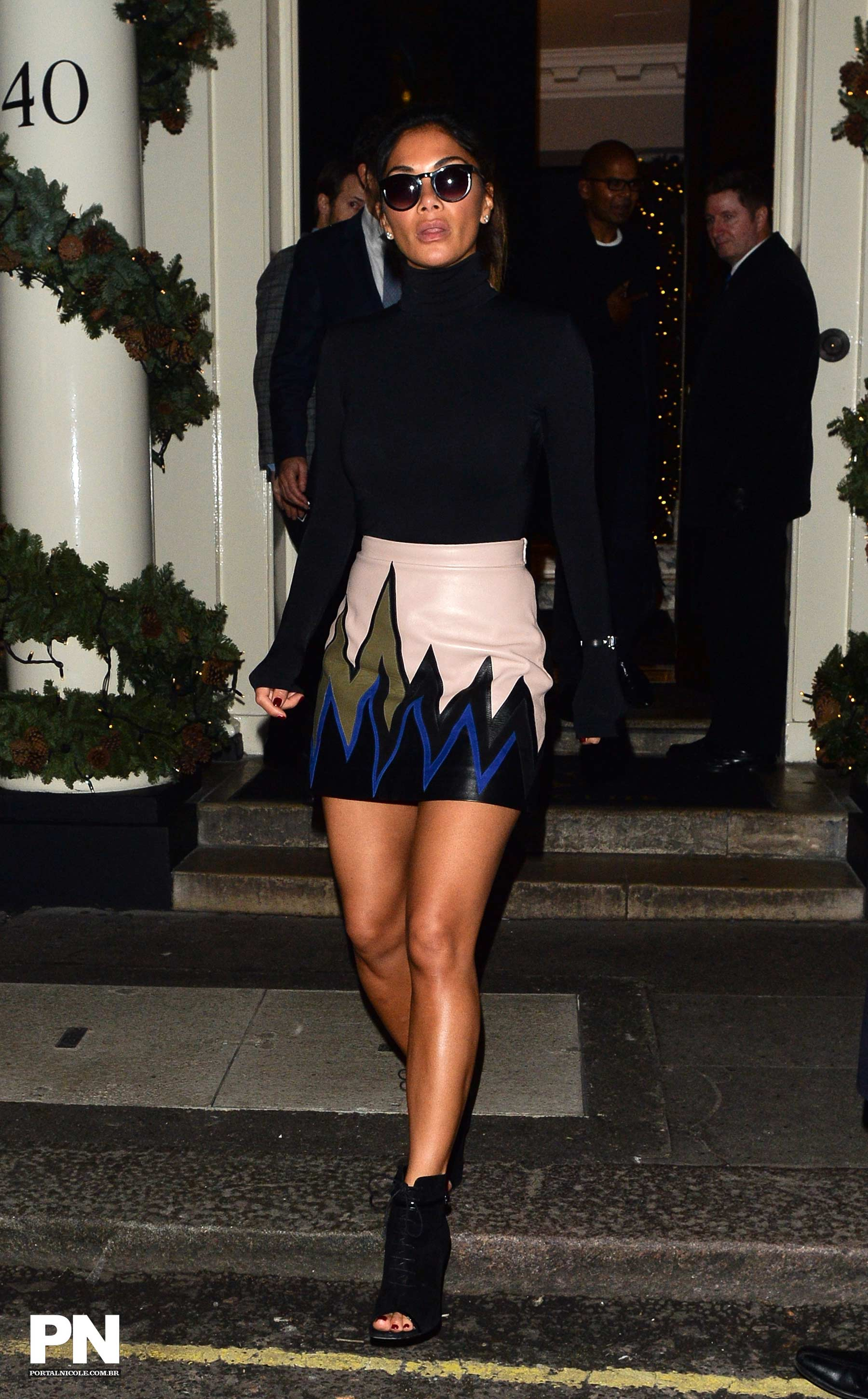 Nicole Scherzinger leaving The Arts Club