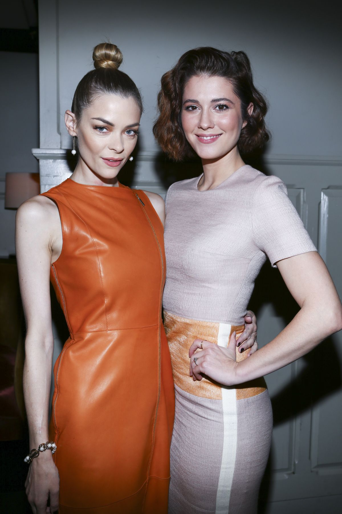 Jaime King stepping out for the W Magazine It Girl Luncheon