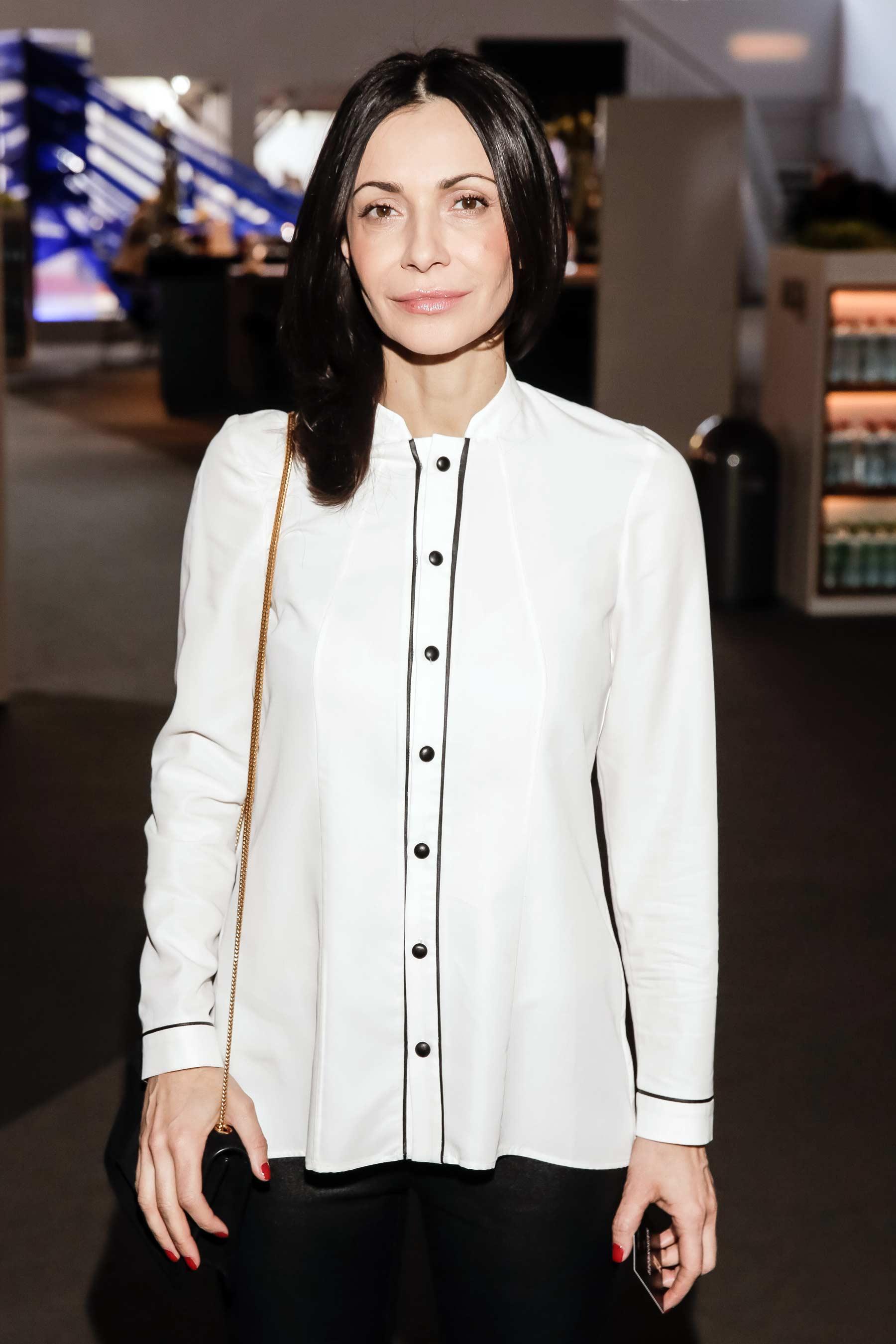 German celebs attend Mercedes Benz Fashion Week