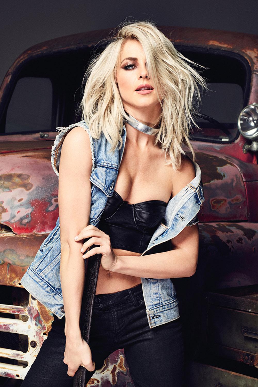 Julianne Hough photoshoot for Billboard