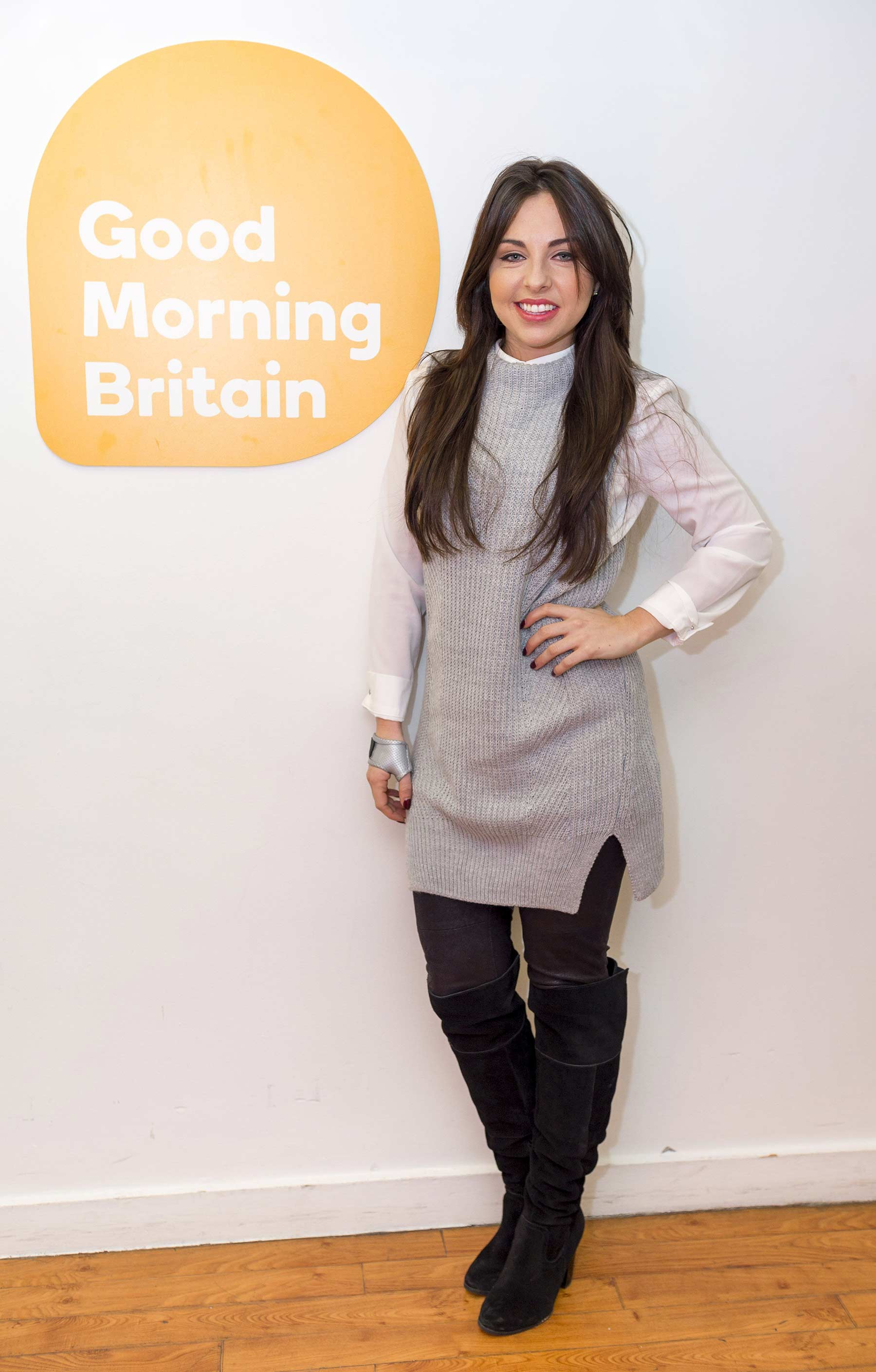 Louisa Lytton at Good Morning Britain