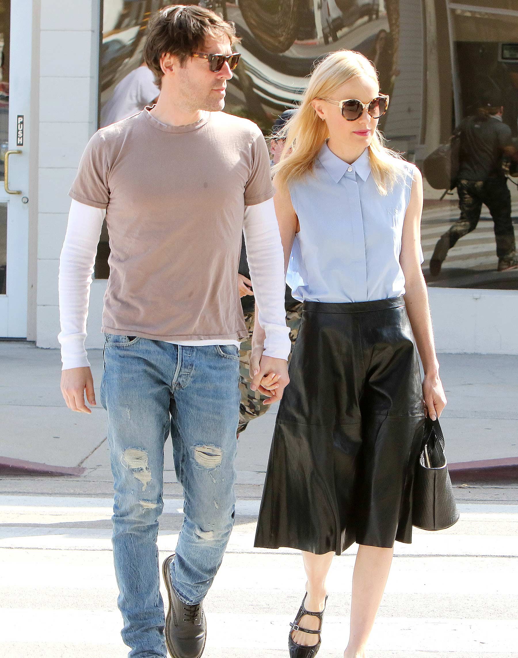 Kate Bosworth out in Los Angeles