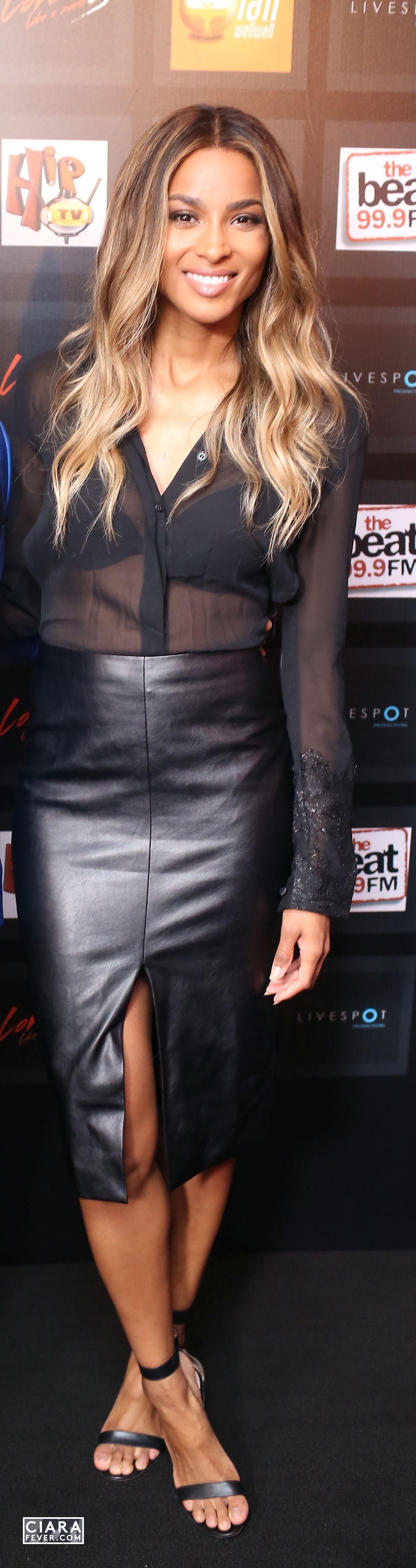 Ciara headlines Love Like A Movie 3 Naked concert