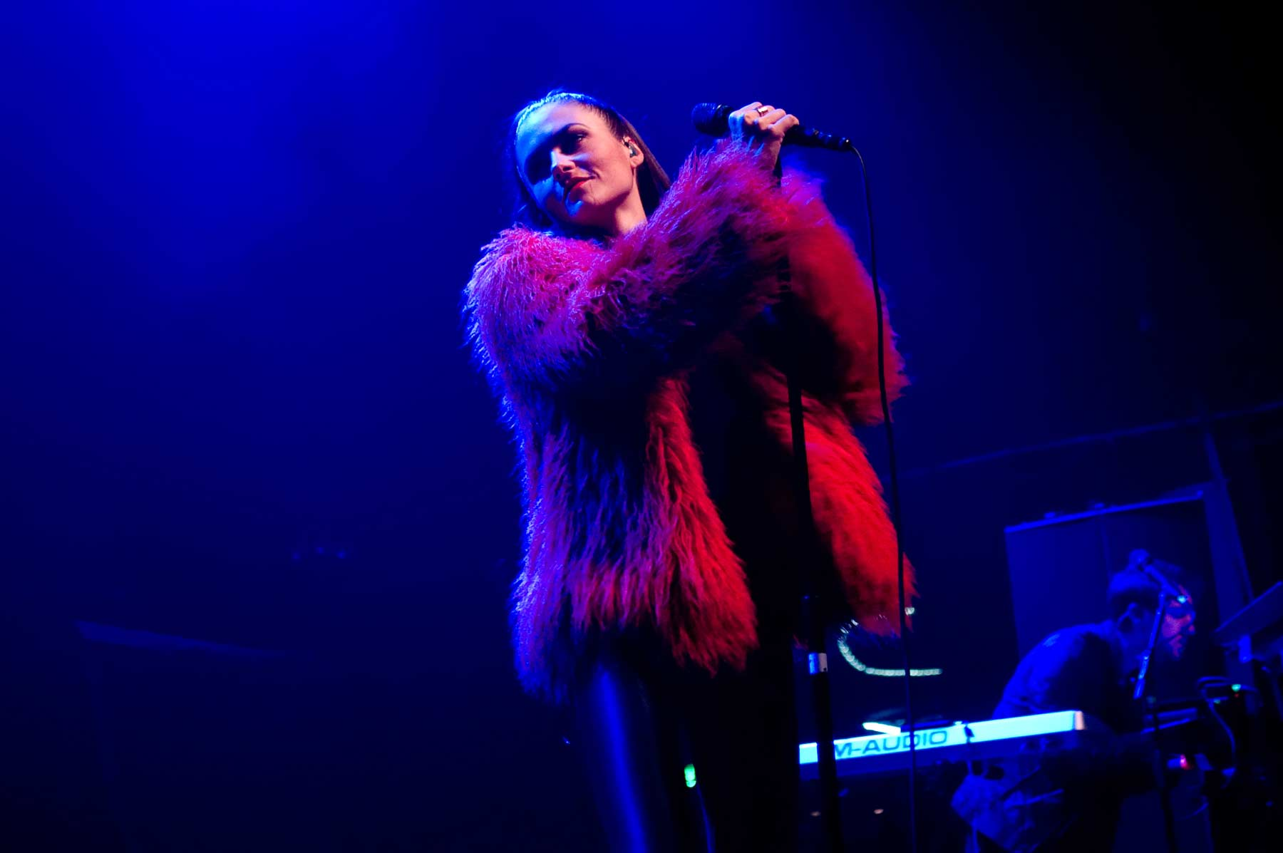 Cardiknox performs at Terminal 5 in New York City