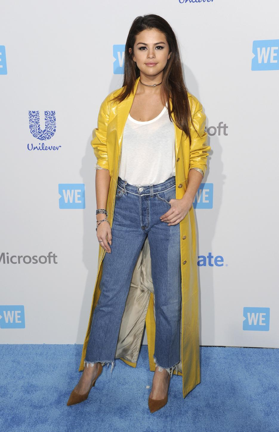 Selena Gomez attends WE Day California 2016