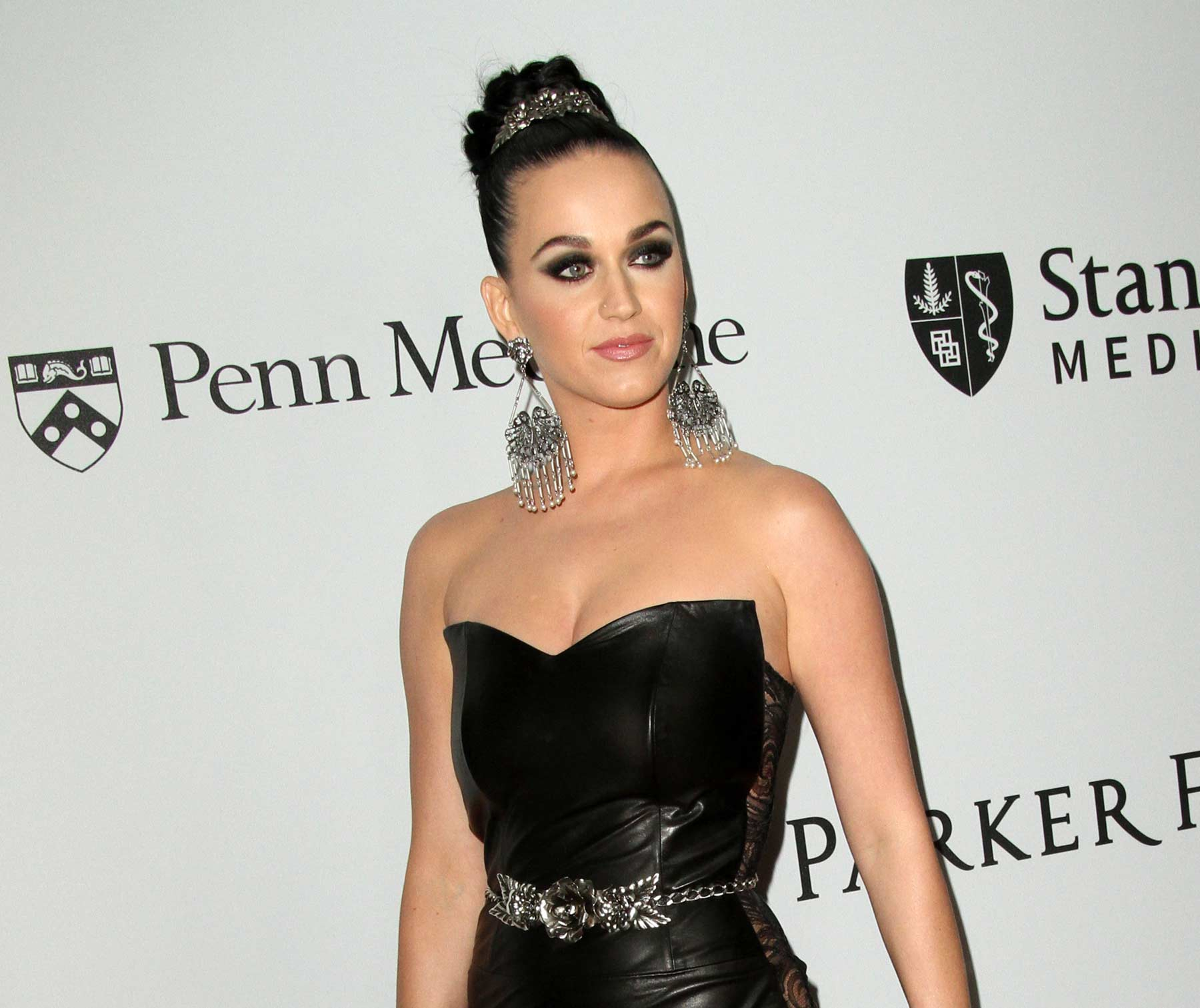 Katy Perry attends The Parker Institute For Cancer Immunotherapy Launch Gala