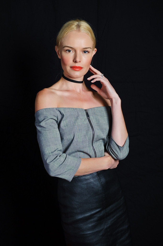 Kate Bosworth poses for a portrait at the 2016 Ebertfest