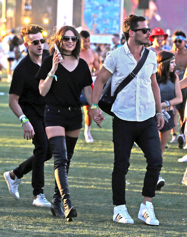 Olivia Culpo attends The Coachella Valley Music and Arts Festival