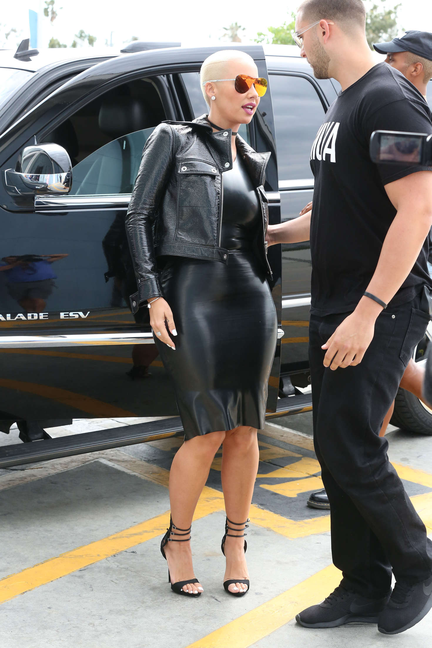 Amber Rose attends RuP... Fergie