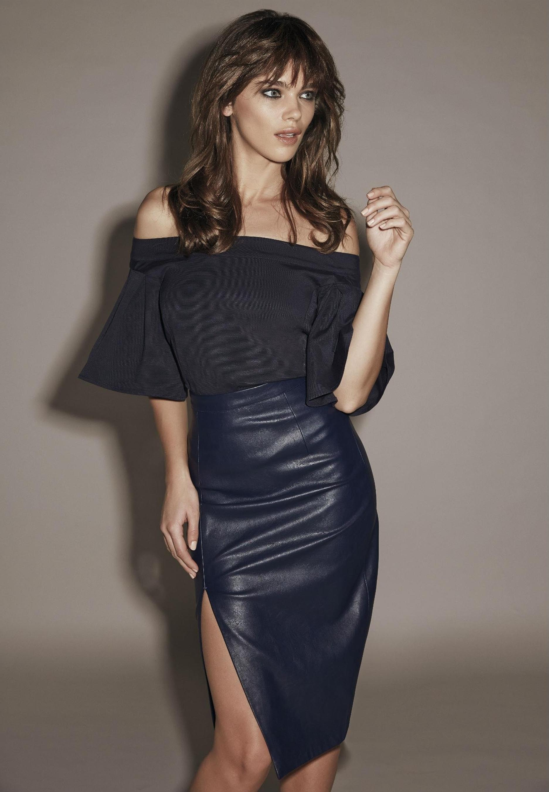Jena Goldsack photoshoot for Bardot Collection
