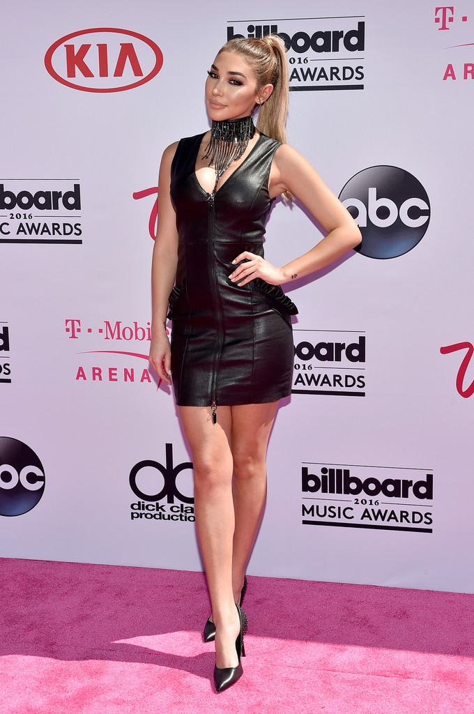 Chantel Jeffries attends the 2016 Billboard Music Awards