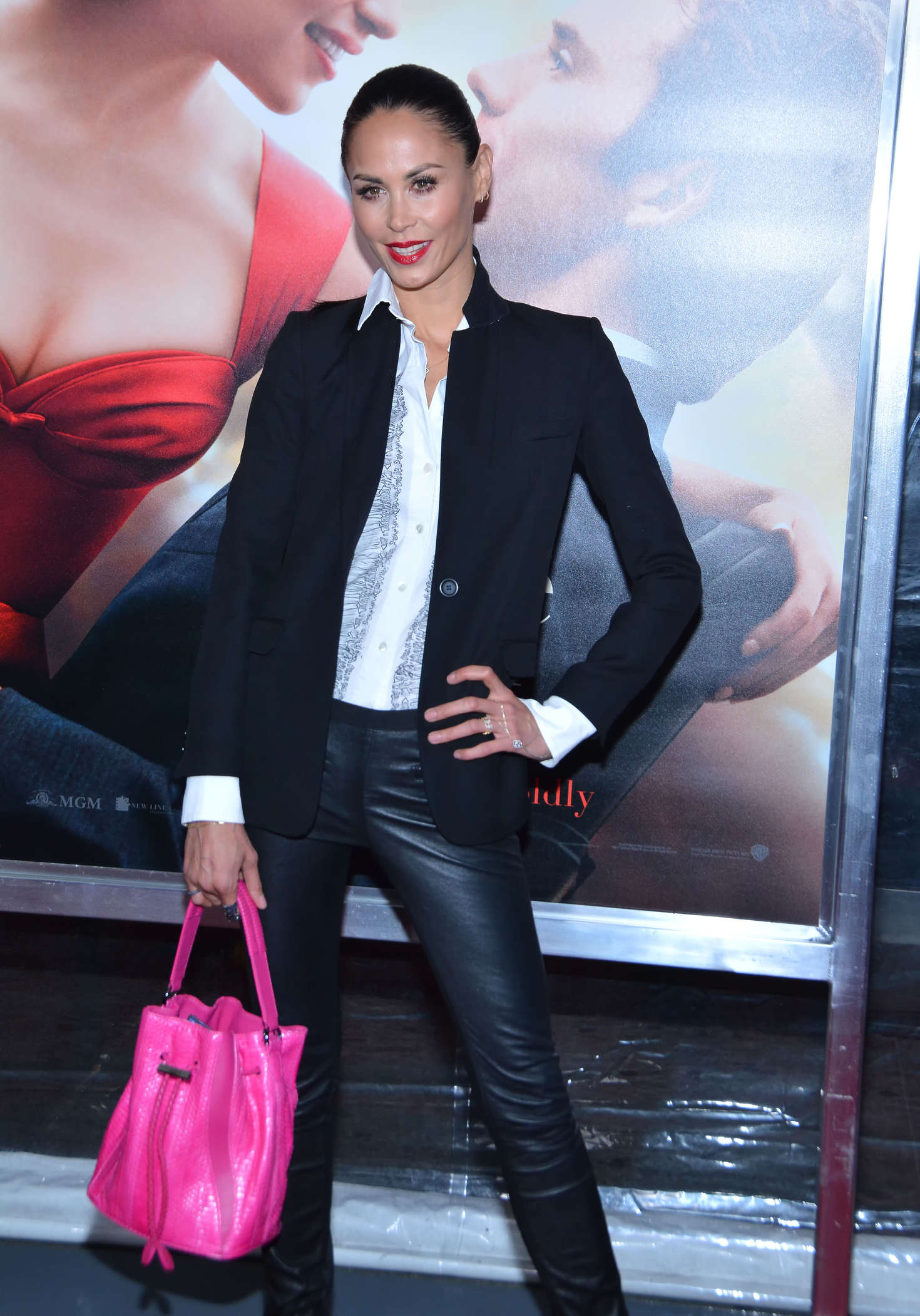 Julianne Wainstein attends Me Before You premiere