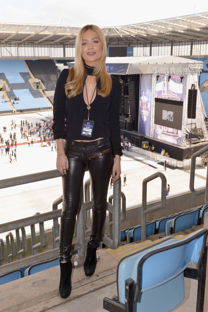 Laura Whitmore attends MTV Crashes Coventry