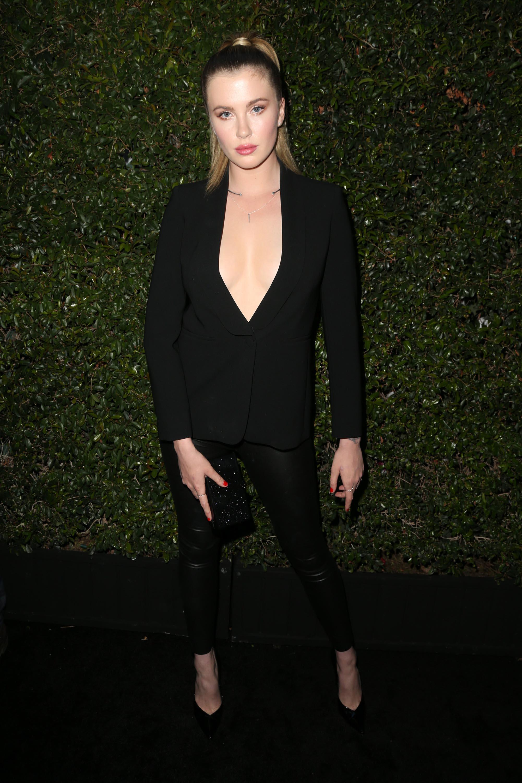 Ireland Baldwin attends Women in Film 2016 Crystal Lucy Awards