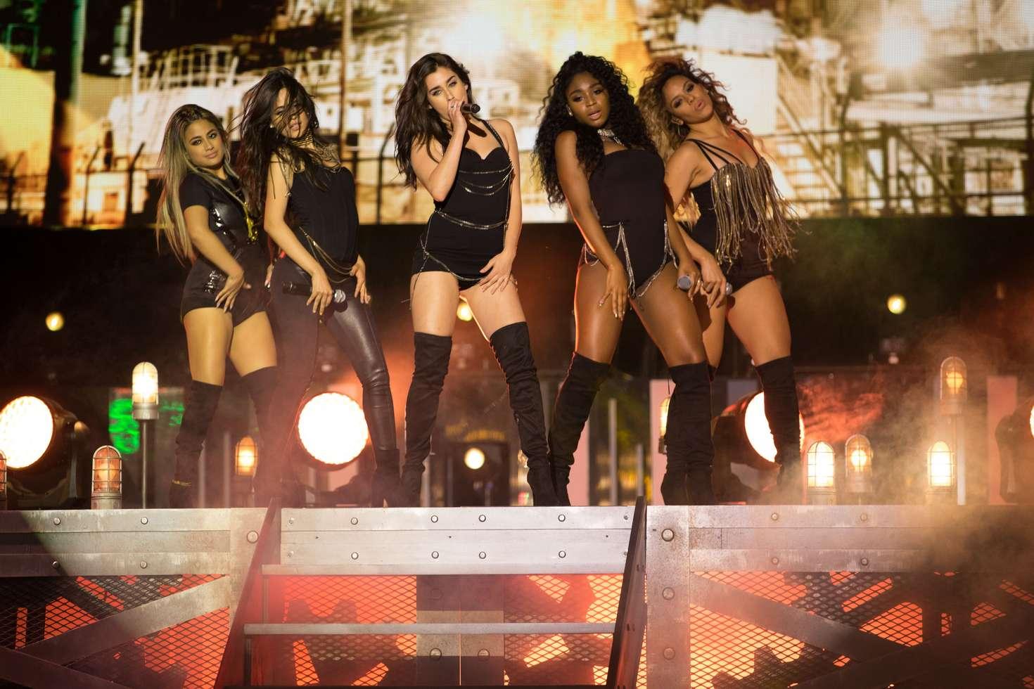 Camila Cabello attends MuchMusic Video Awards