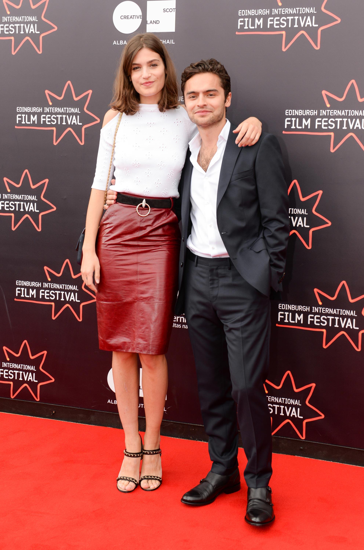 Alma Jodorowsky attends the World Premiere of Kids in Love